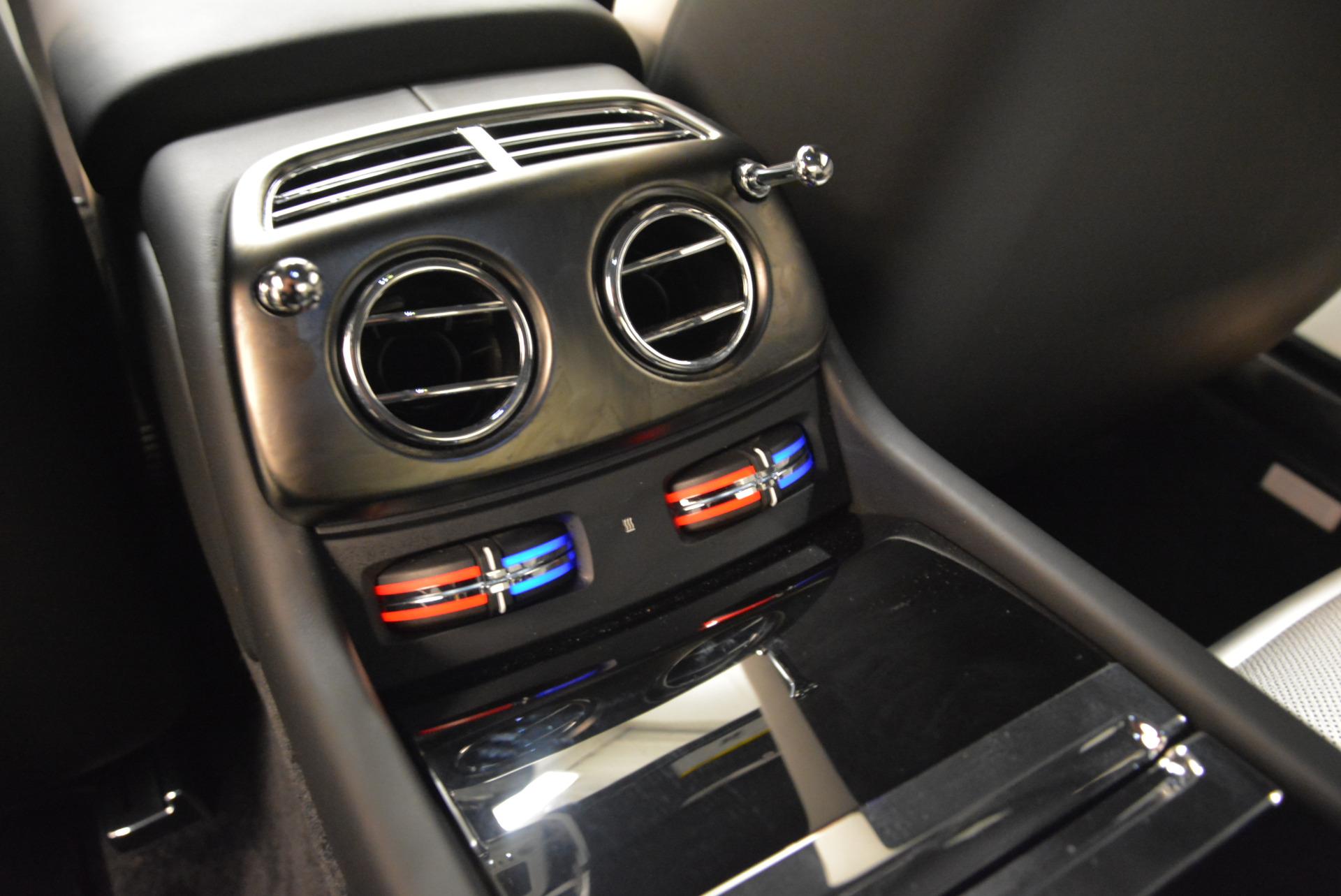 Used 2017 Rolls-Royce Wraith Black Badge For Sale In Westport, CT 1994_p23