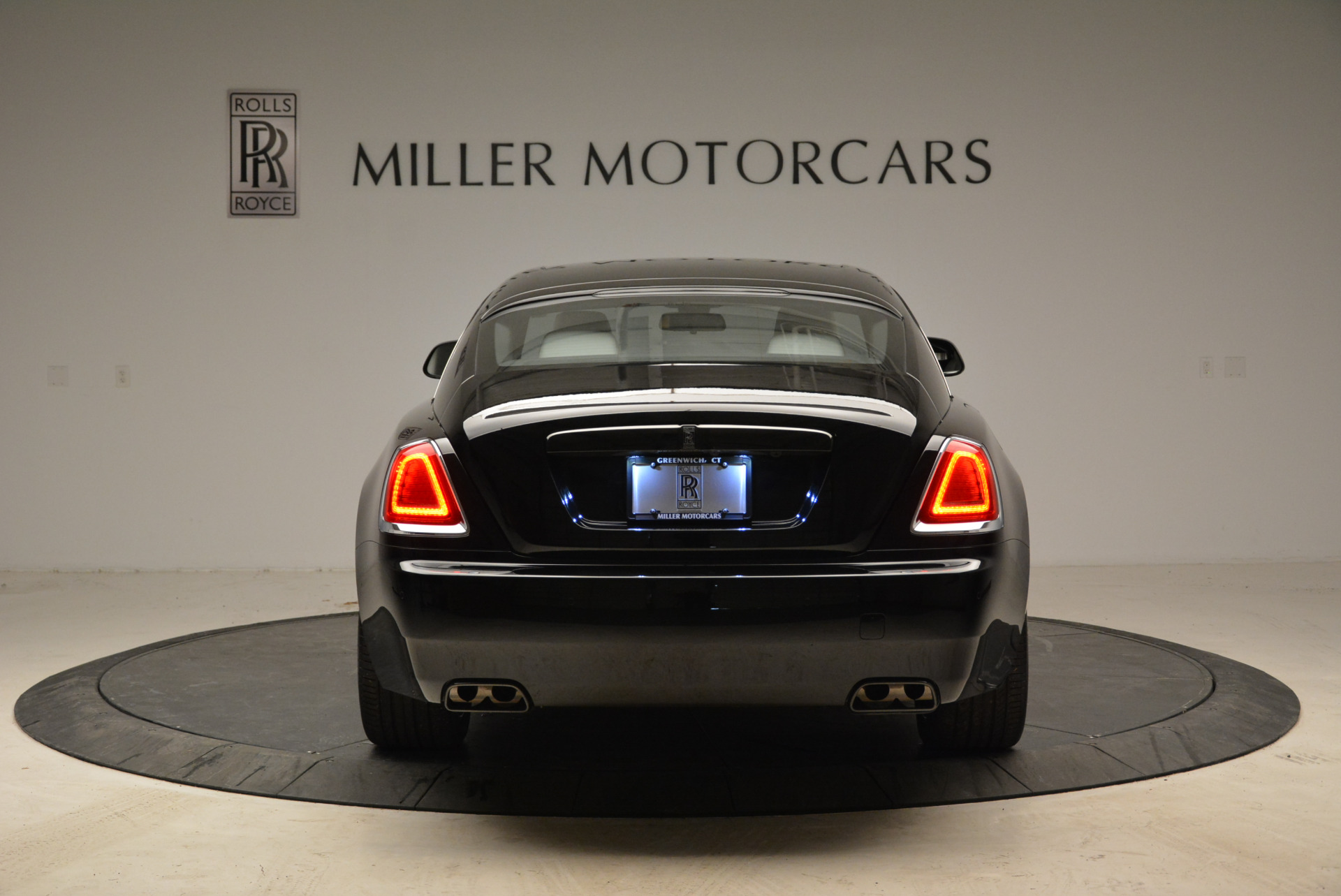 Used 2017 Rolls-Royce Wraith Black Badge For Sale In Westport, CT 1994_p6