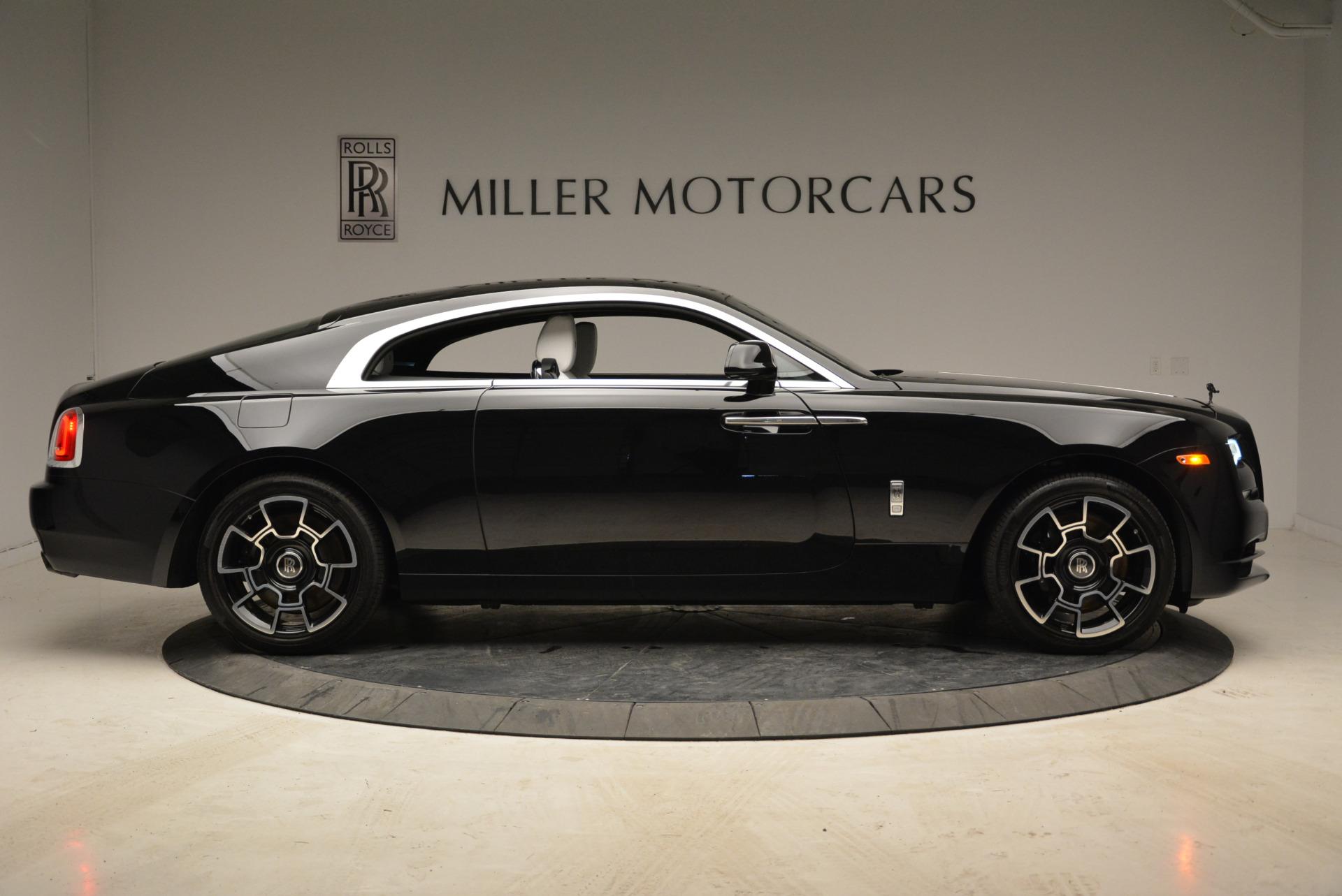 Used 2017 Rolls-Royce Wraith Black Badge For Sale In Westport, CT 1994_p9