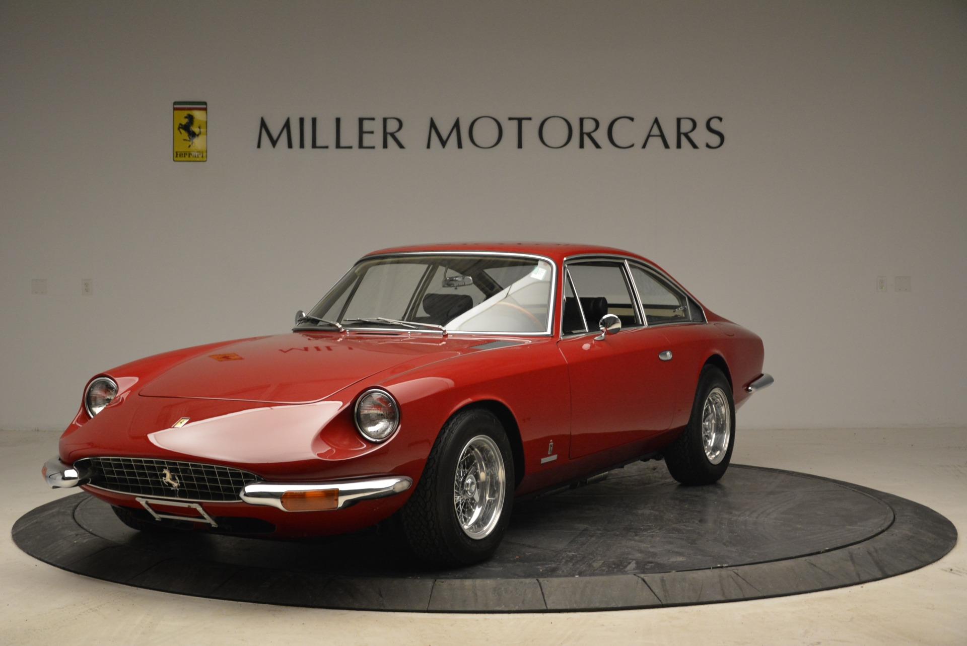 Used 1969 Ferrari 365 GT 2+2  For Sale In Westport, CT 1995_main
