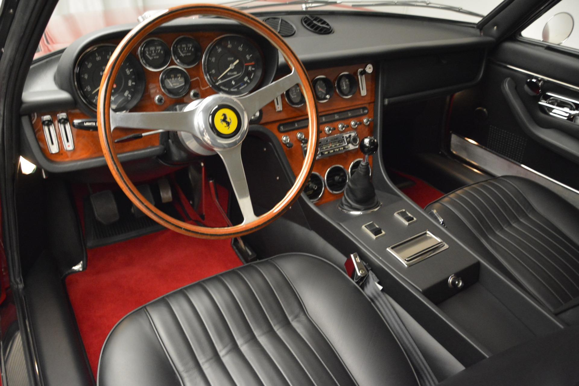 Used 1969 Ferrari 365 GT 2+2  For Sale In Westport, CT 1995_p13
