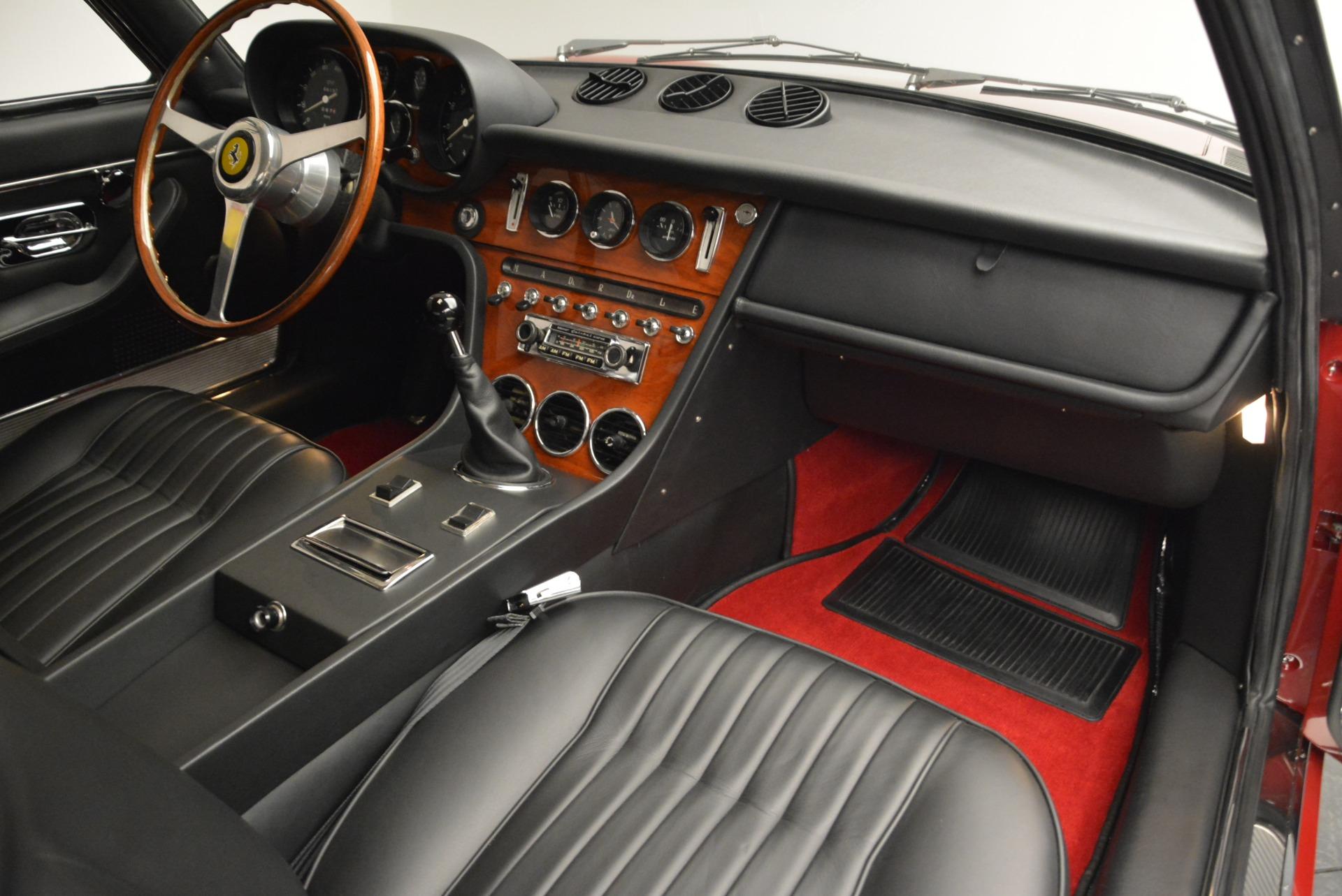 Used 1969 Ferrari 365 GT 2+2  For Sale In Westport, CT 1995_p18
