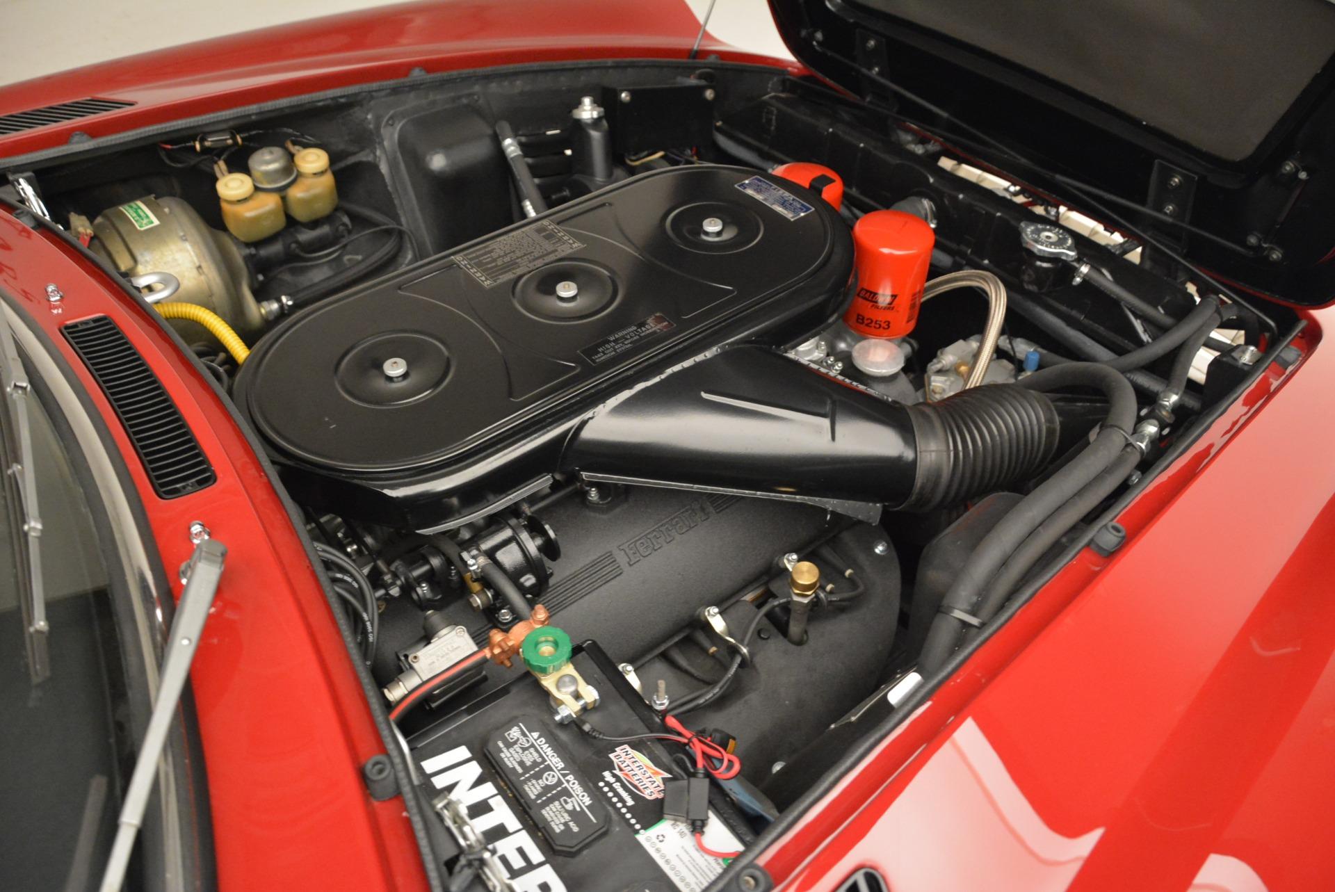 Used 1969 Ferrari 365 GT 2+2  For Sale In Westport, CT 1995_p23