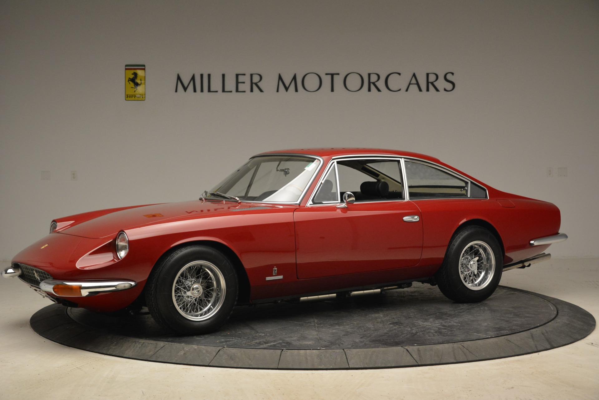 Used 1969 Ferrari 365 GT 2+2  For Sale In Westport, CT 1995_p2