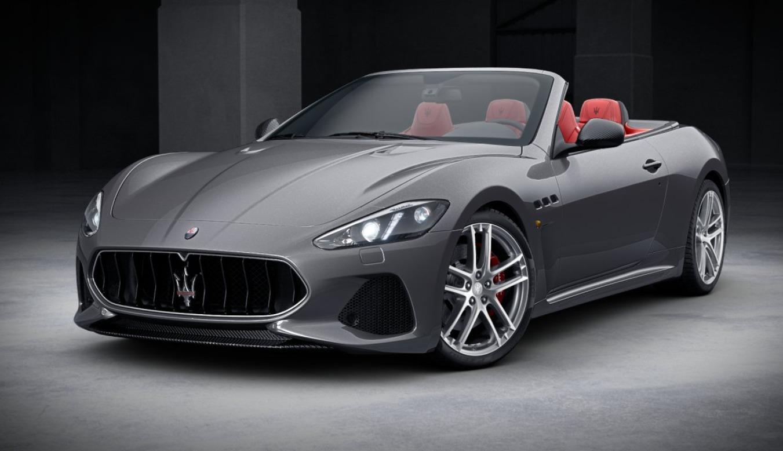 New 2018 Maserati GranTurismo MC Convertible For Sale In Westport, CT 1998_main