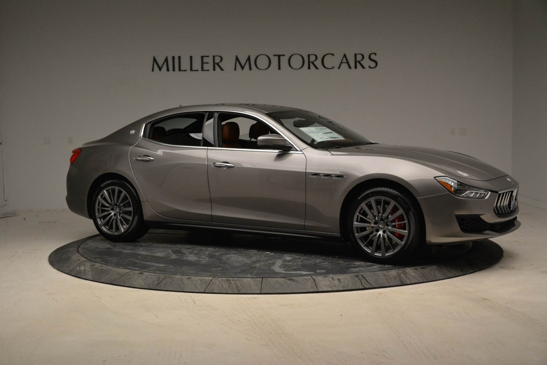 New 2018 Maserati Ghibli S Q4 For Sale In Westport, CT 1999_p9