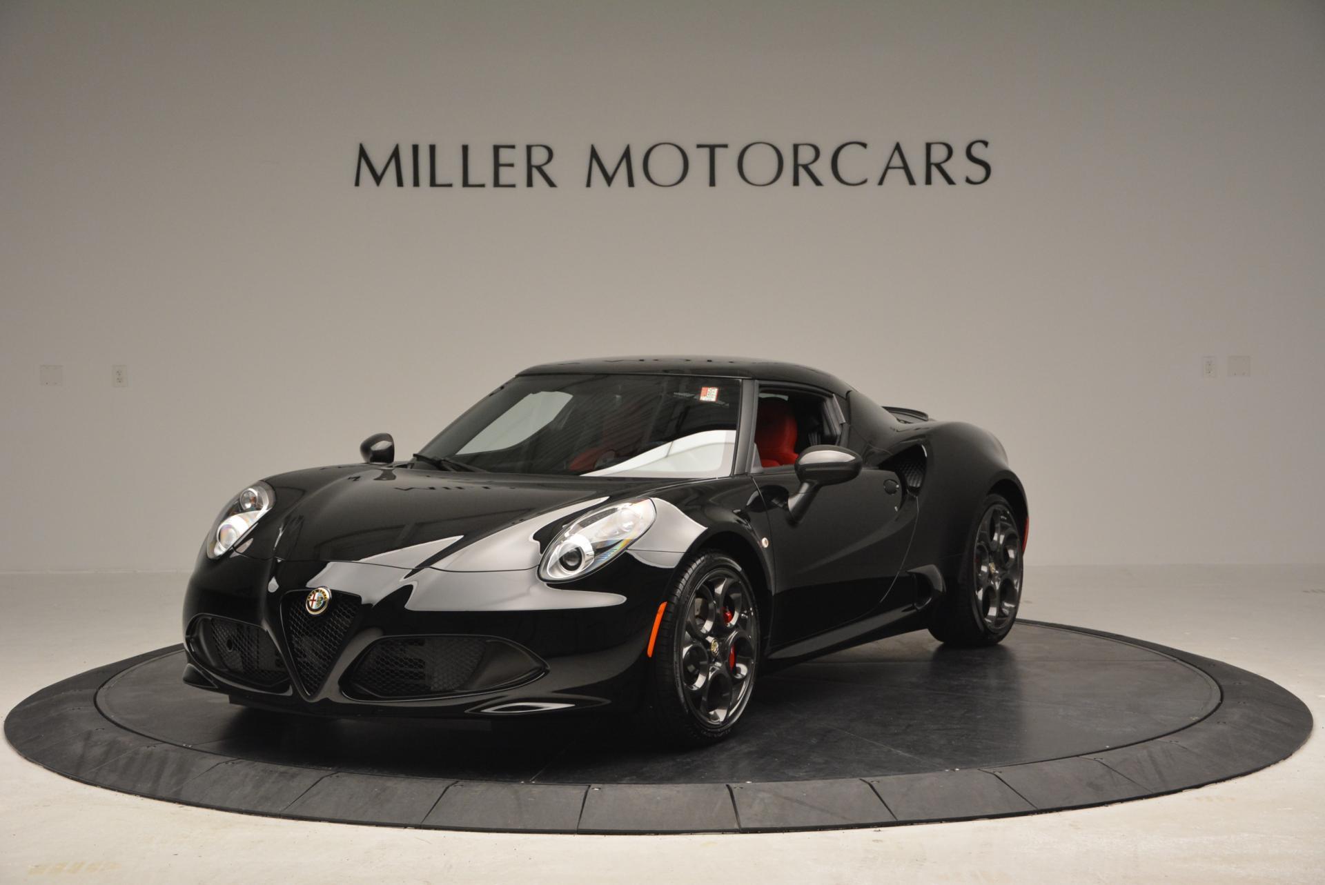 New 2016 Alfa Romeo 4C  For Sale In Westport, CT 2_main