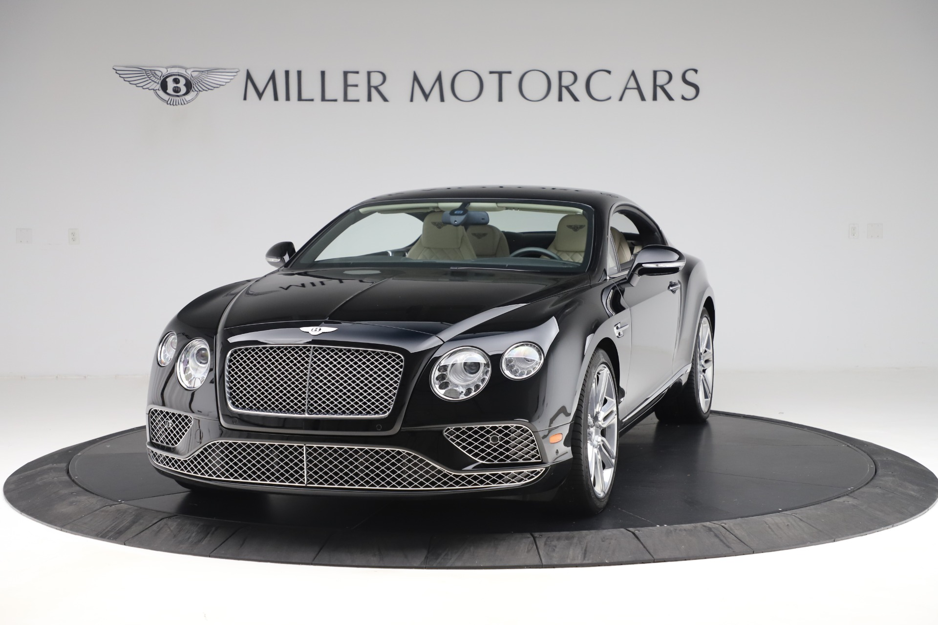 Used 2016 Bentley Continental GT W12 For Sale In Westport, CT 20_main