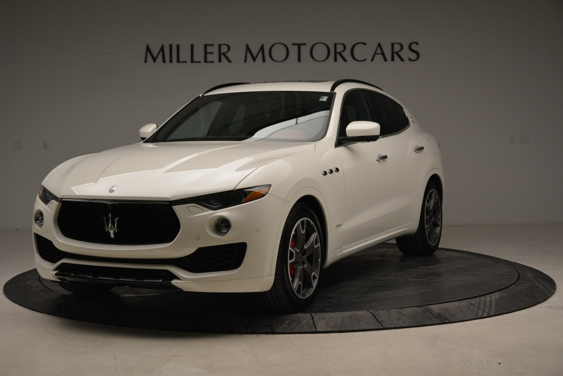 New 2018 Maserati Levante S Q4 Gransport For Sale In Westport, CT 2000_main