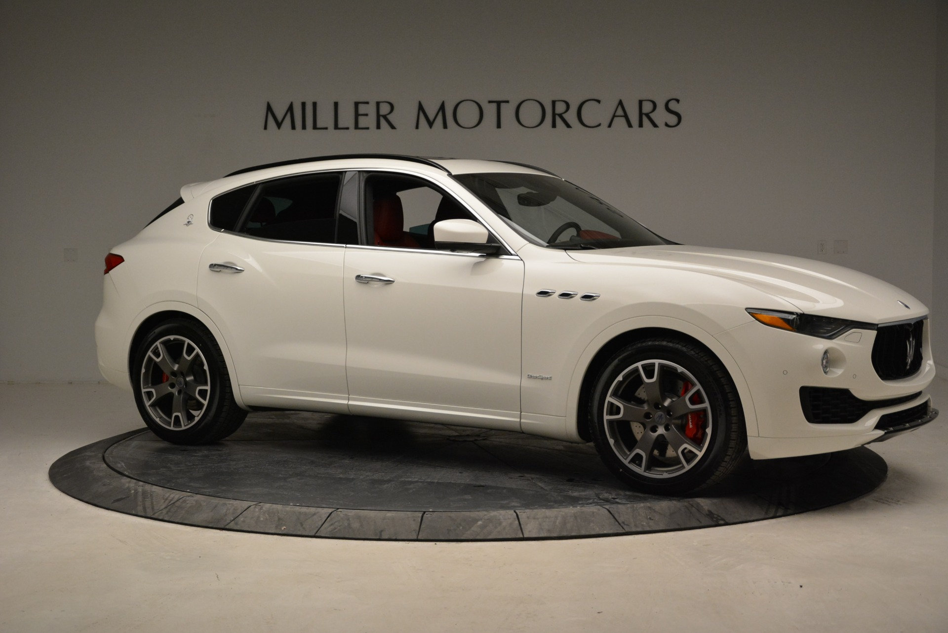 New 2018 Maserati Levante S Q4 Gransport For Sale In Westport, CT 2000_p16