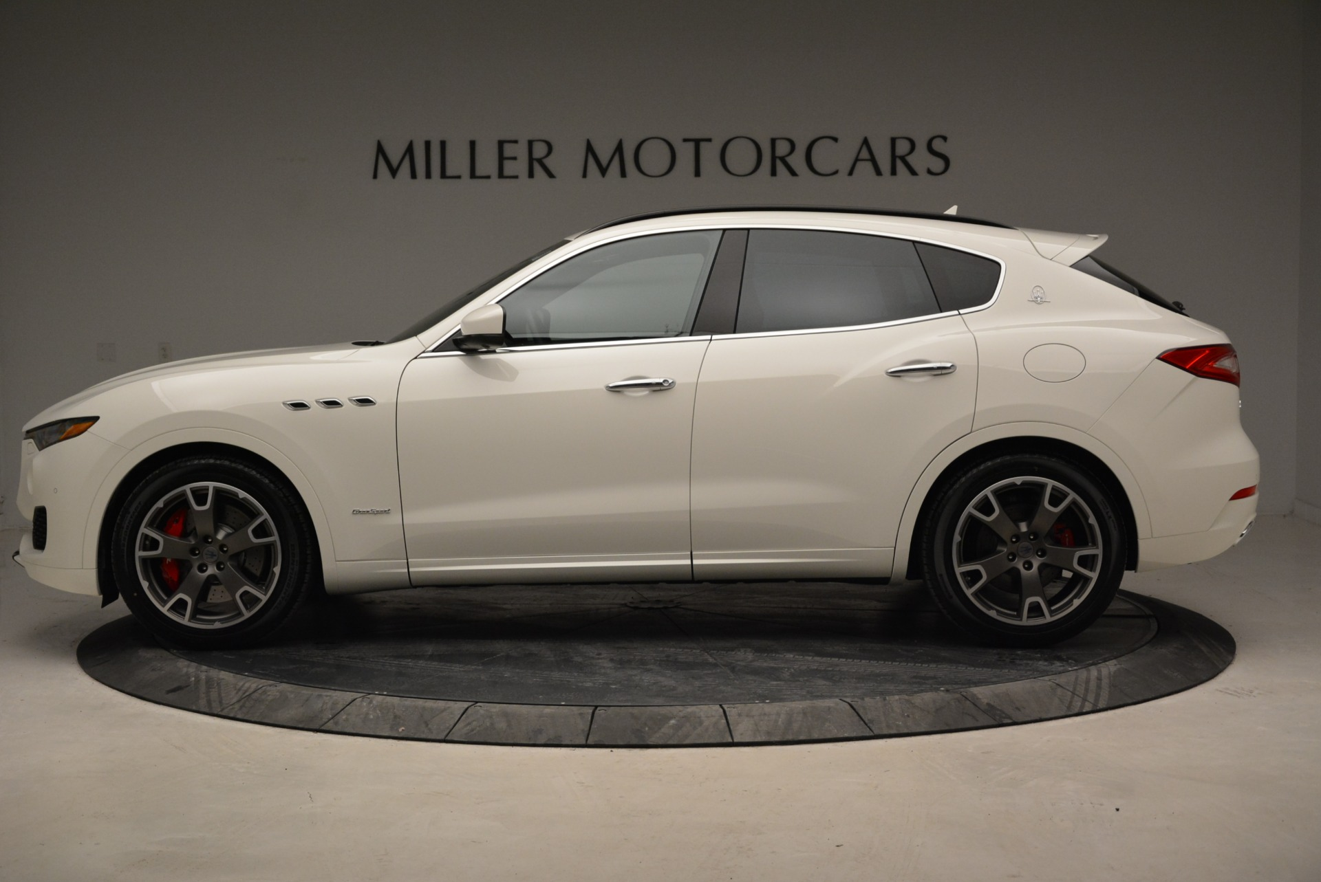 New 2018 Maserati Levante S Q4 Gransport For Sale In Westport, CT 2000_p3