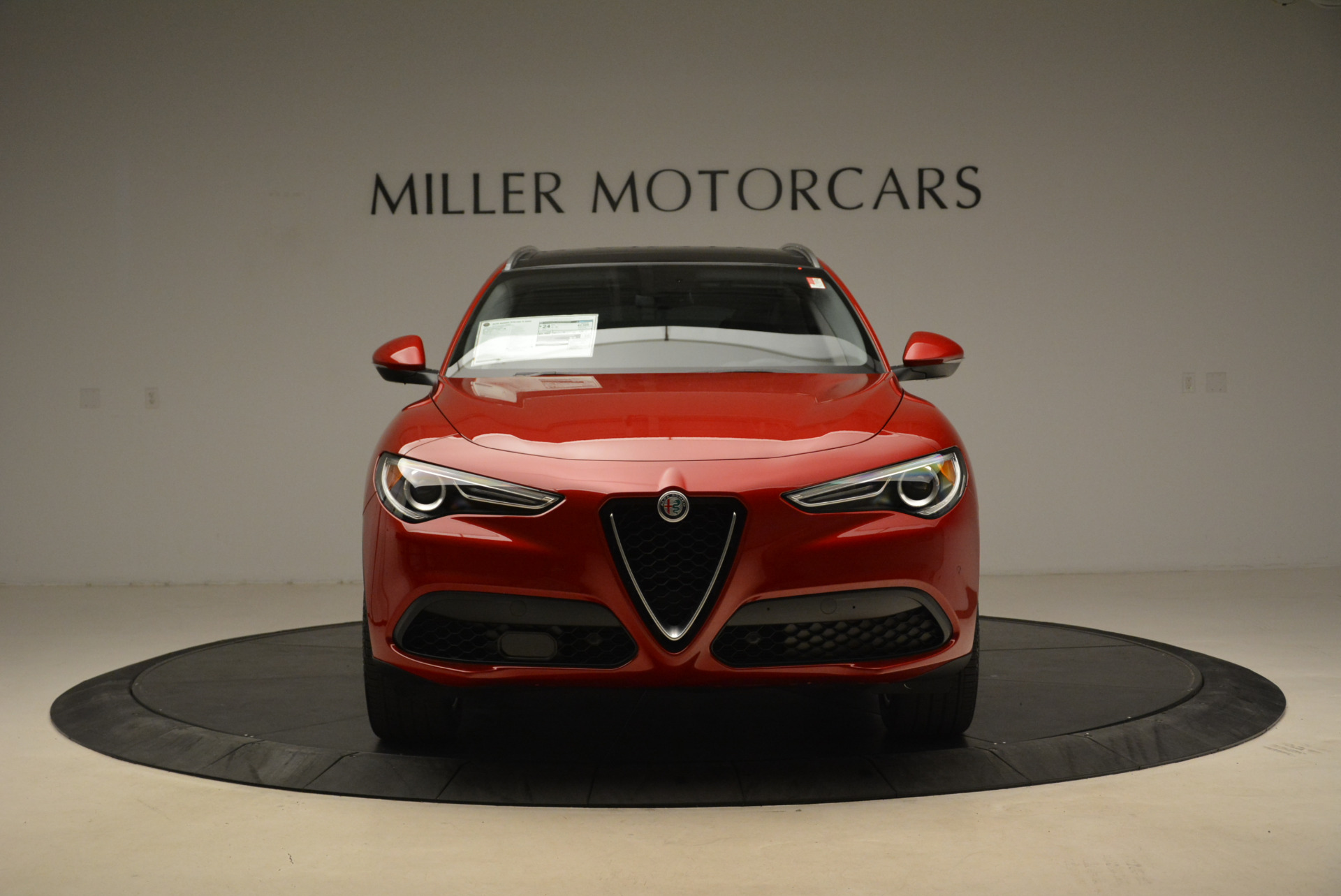 New 2018 Alfa Romeo Stelvio Ti Q4 For Sale In Westport, CT 2005_p12