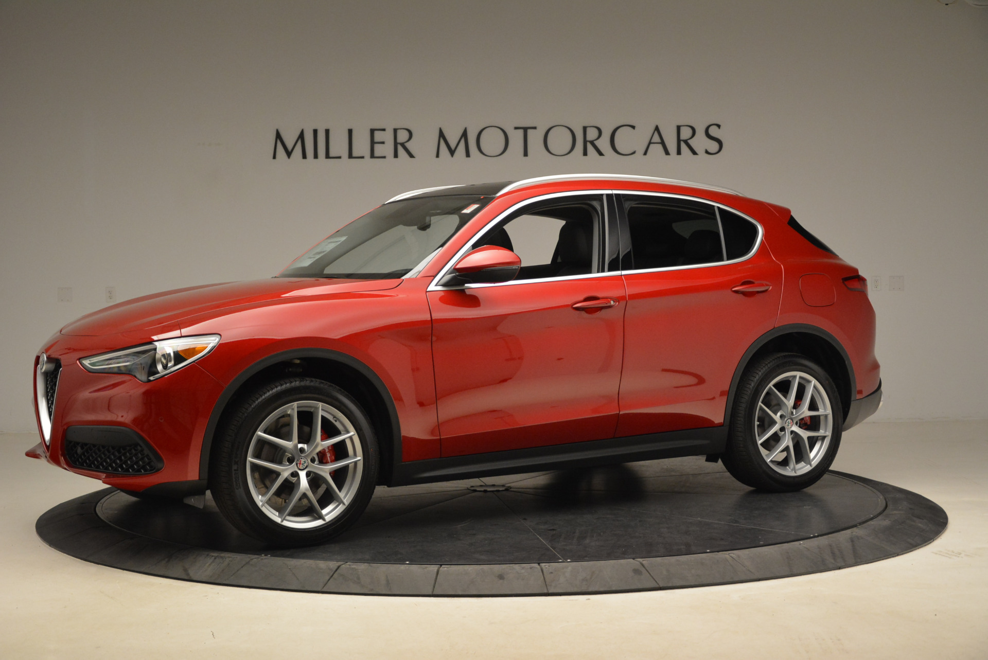 New 2018 Alfa Romeo Stelvio Ti Q4 For Sale In Westport, CT 2005_p2