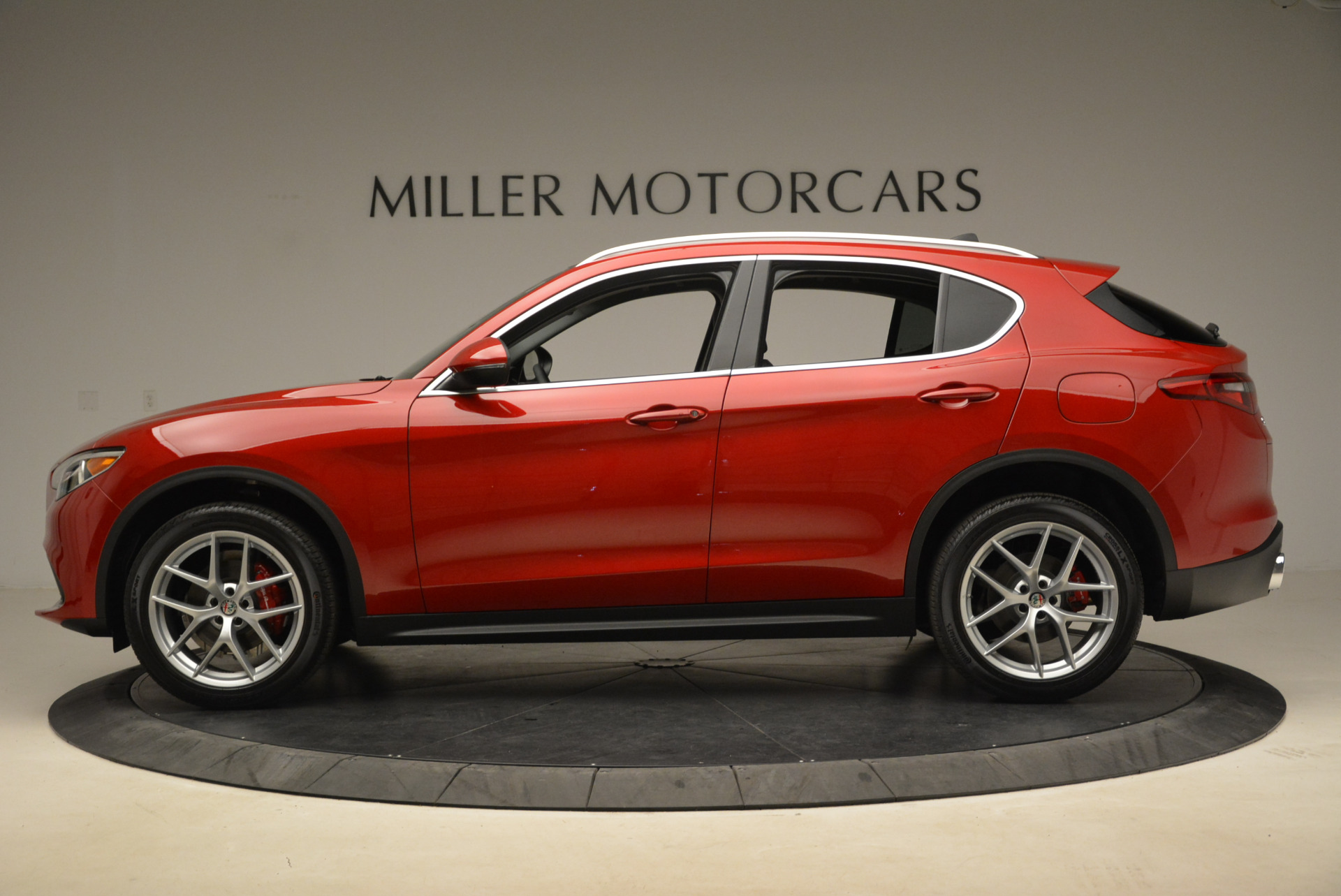 New 2018 Alfa Romeo Stelvio Ti Q4 For Sale In Westport, CT 2005_p3