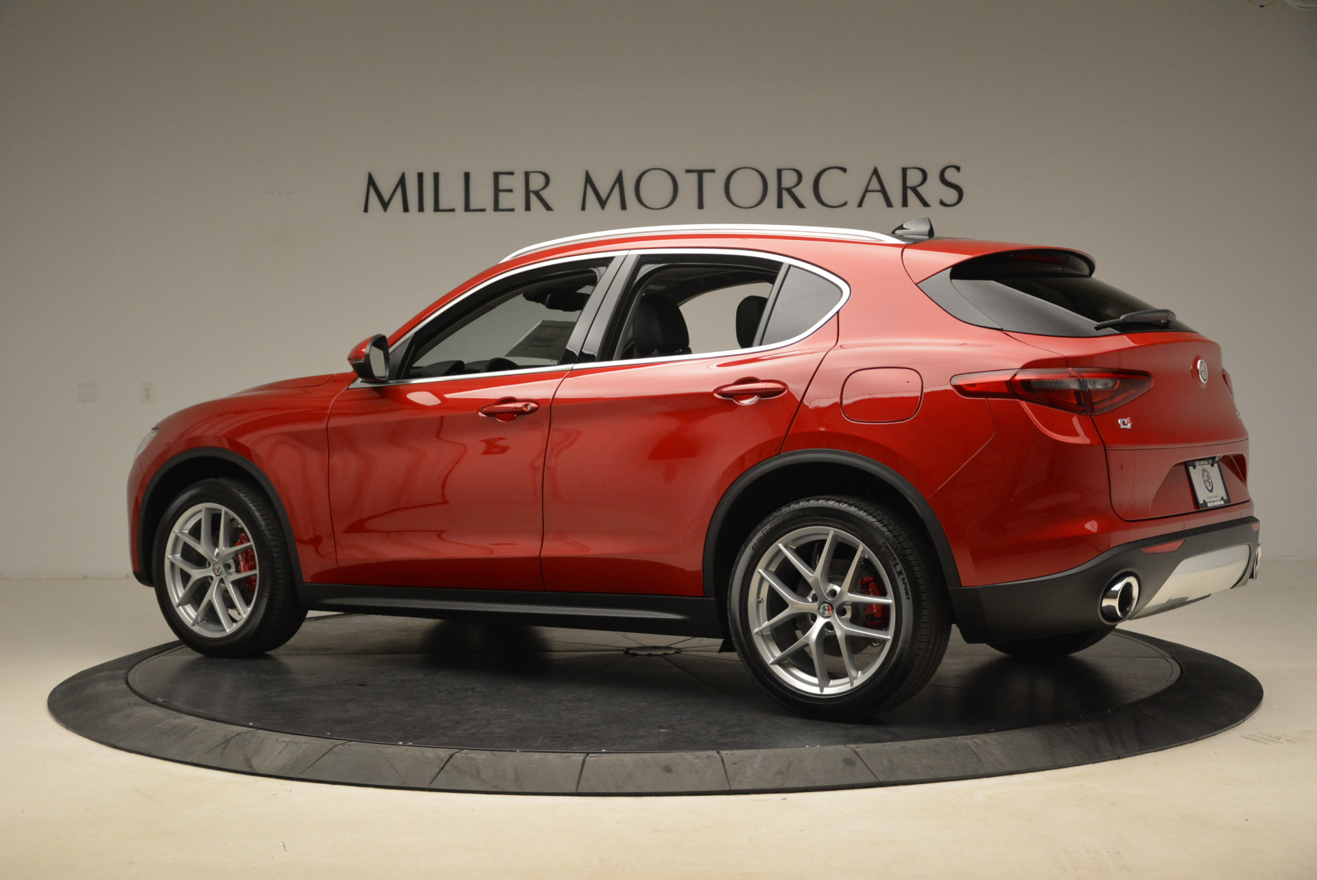 New 2018 Alfa Romeo Stelvio Ti Q4 For Sale In Westport, CT 2005_p4