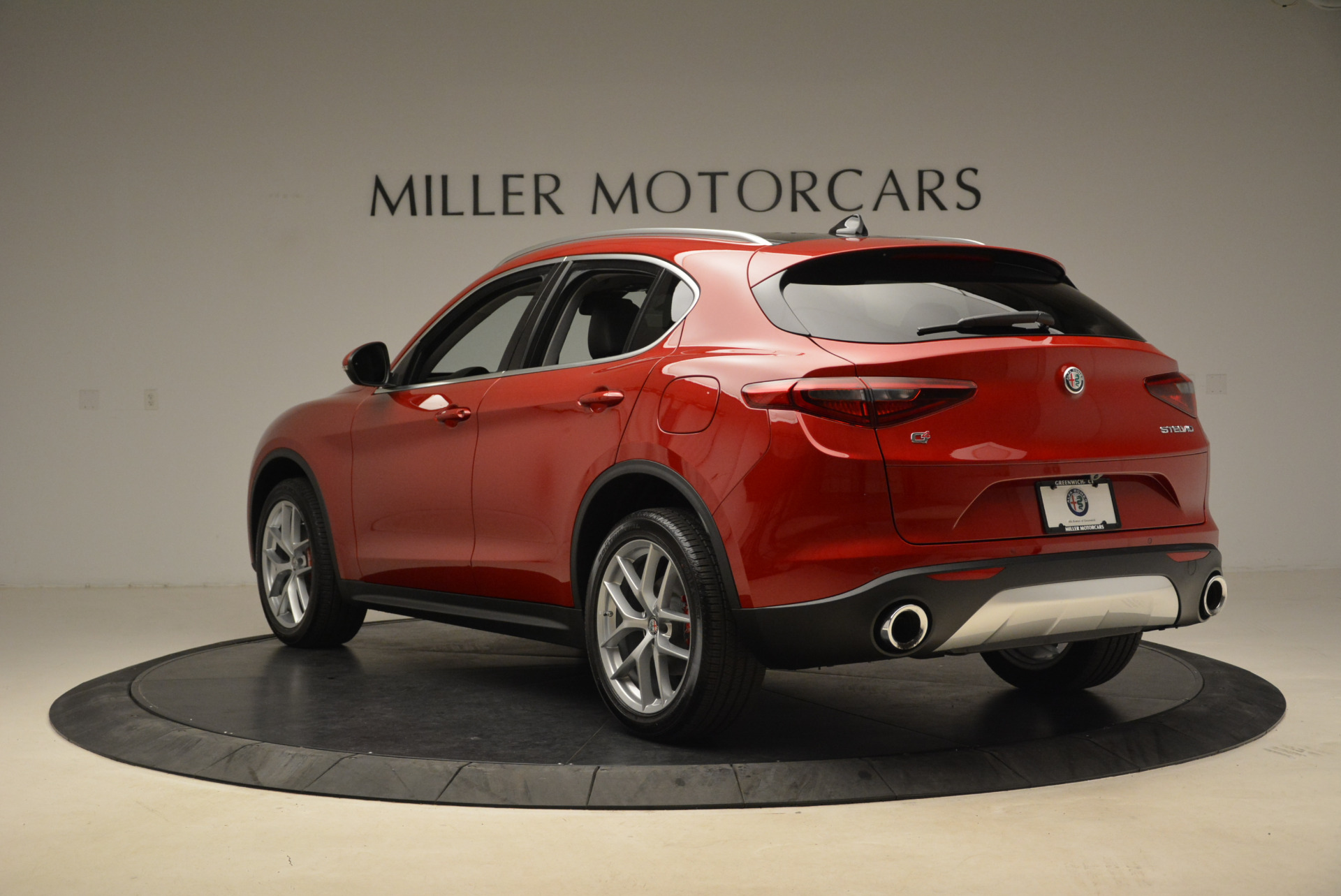 New 2018 Alfa Romeo Stelvio Ti Q4 For Sale In Westport, CT 2005_p5