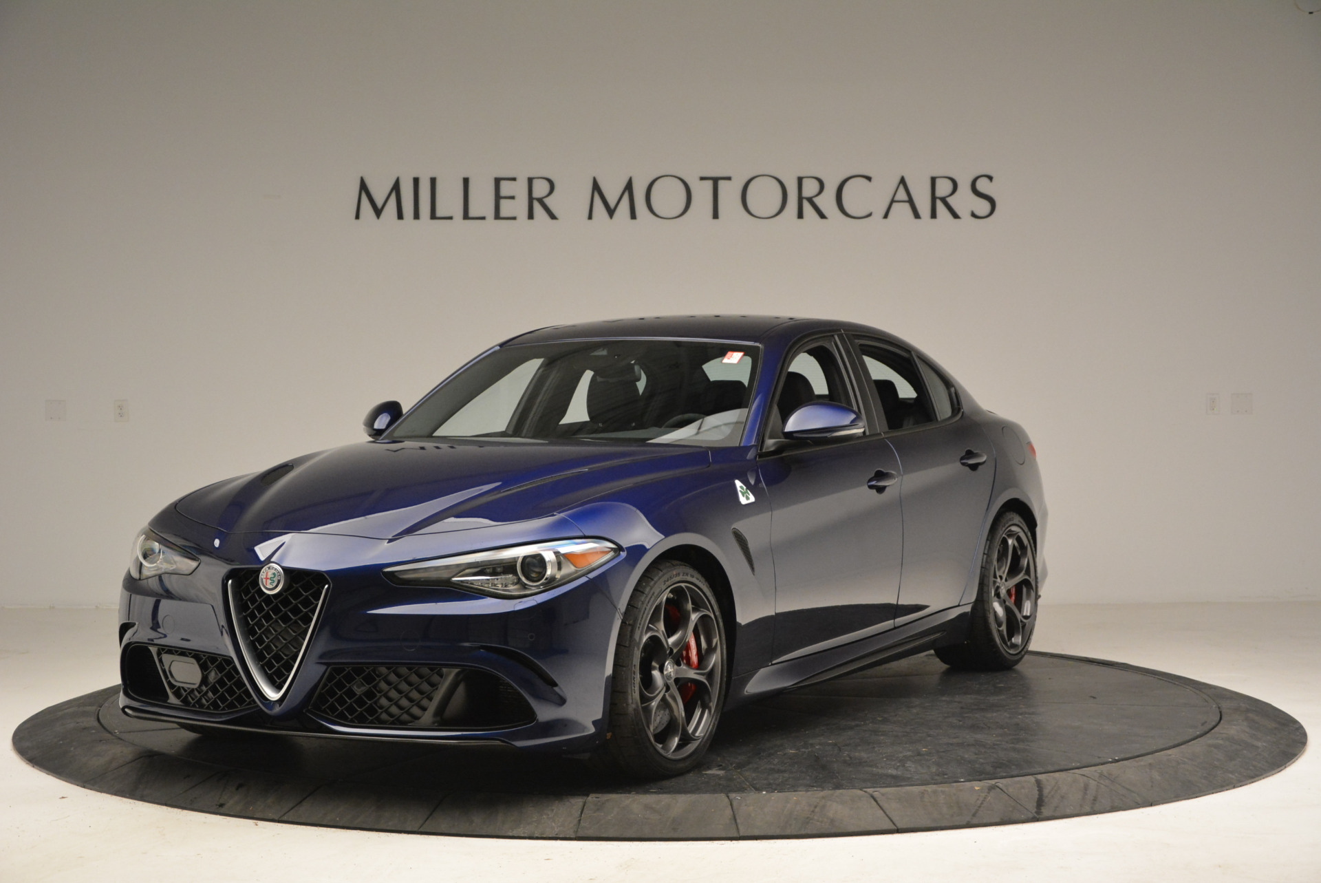 New 2018 Alfa Romeo Giulia Quadrifoglio For Sale In Westport, CT