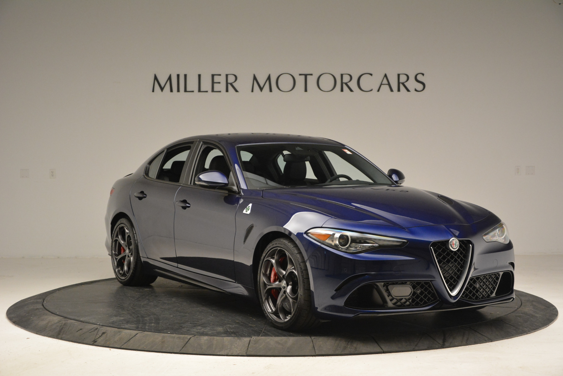 New 2018 Alfa Romeo Giulia Quadrifoglio For Sale In Westport, CT 2007_p11