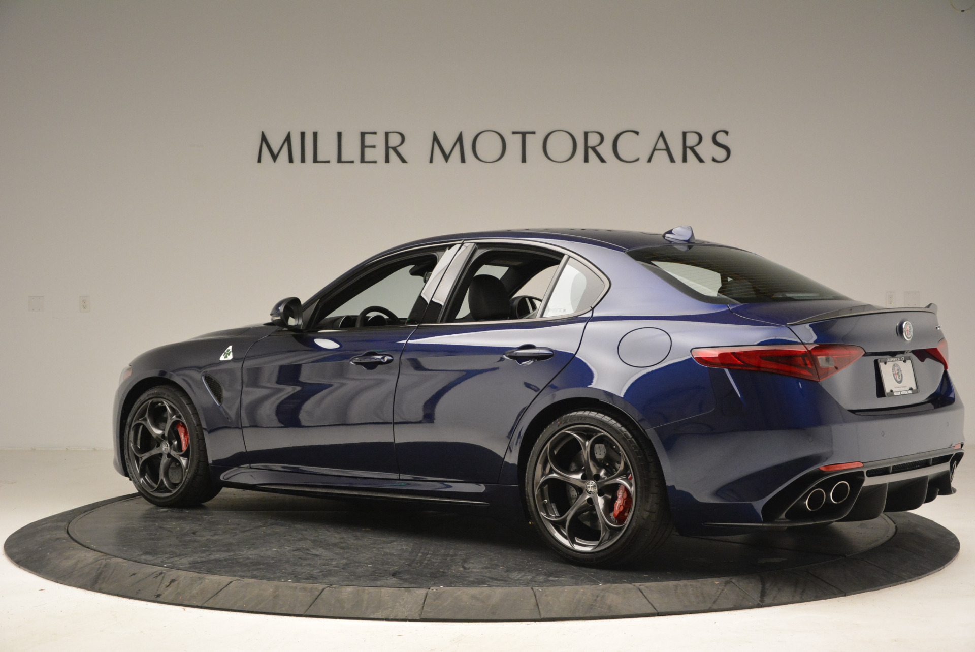New 2018 Alfa Romeo Giulia Quadrifoglio For Sale In Westport, CT 2007_p4