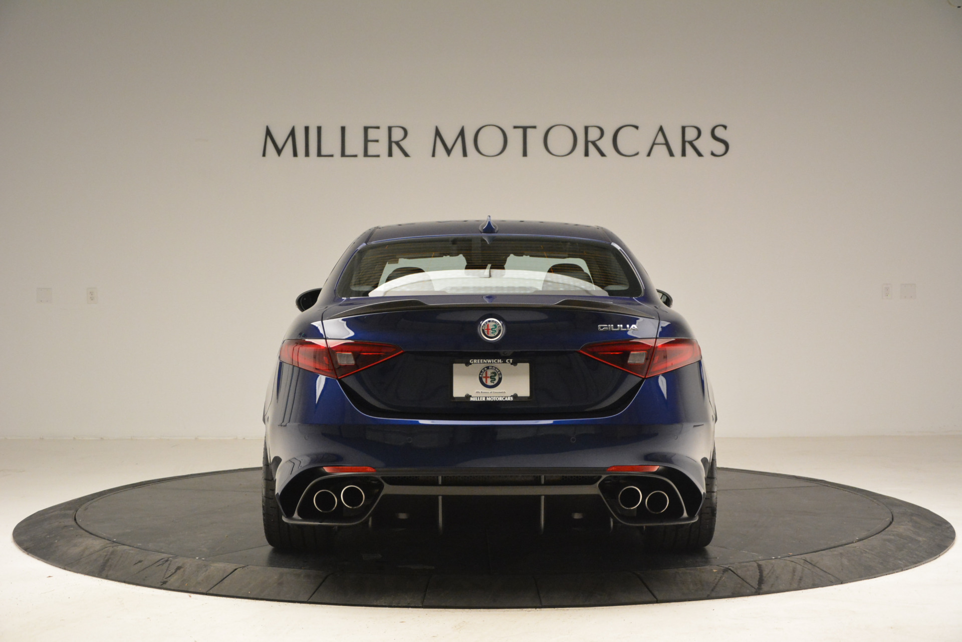 New 2018 Alfa Romeo Giulia Quadrifoglio For Sale In Westport, CT 2007_p6
