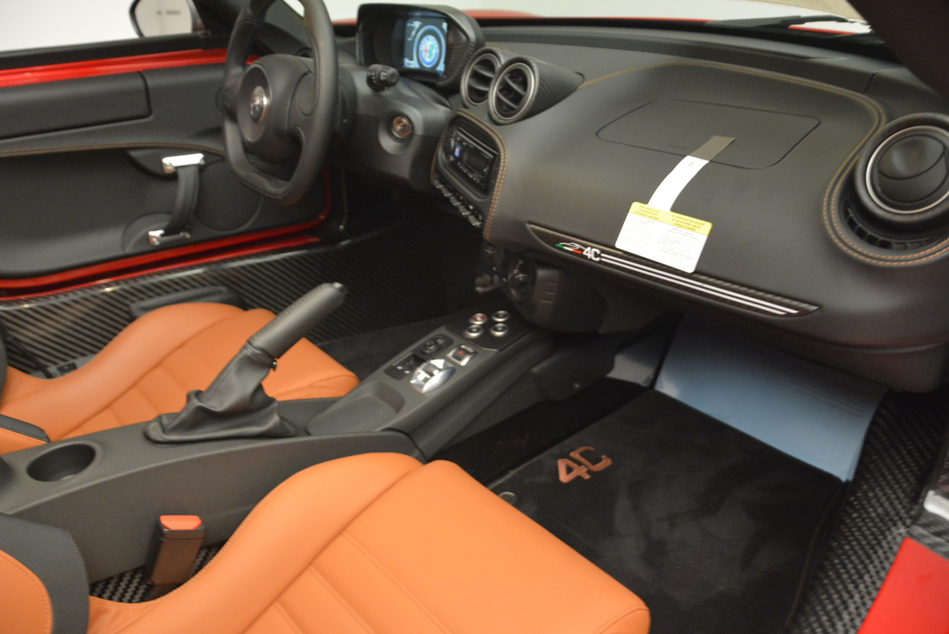 New 2018 Alfa Romeo 4C Spider For Sale In Westport, CT 2010_p23
