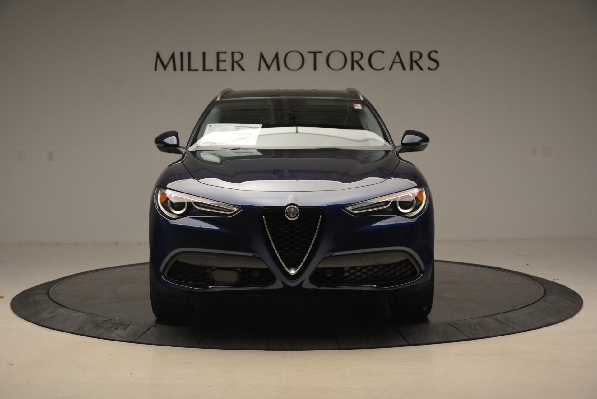 New 2018 Alfa Romeo Stelvio Ti Sport Q4 For Sale In Westport, CT 2012_p12