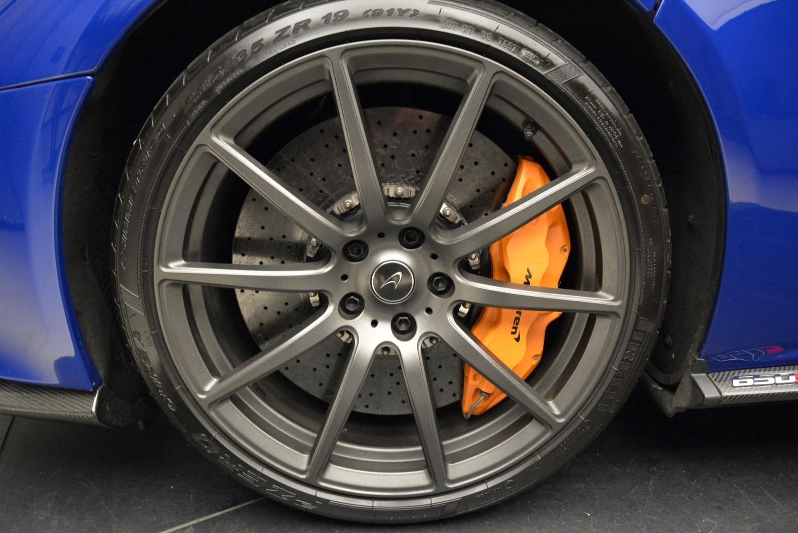 Used 2016 McLaren 650S Spider For Sale In Westport, CT 2013_p23