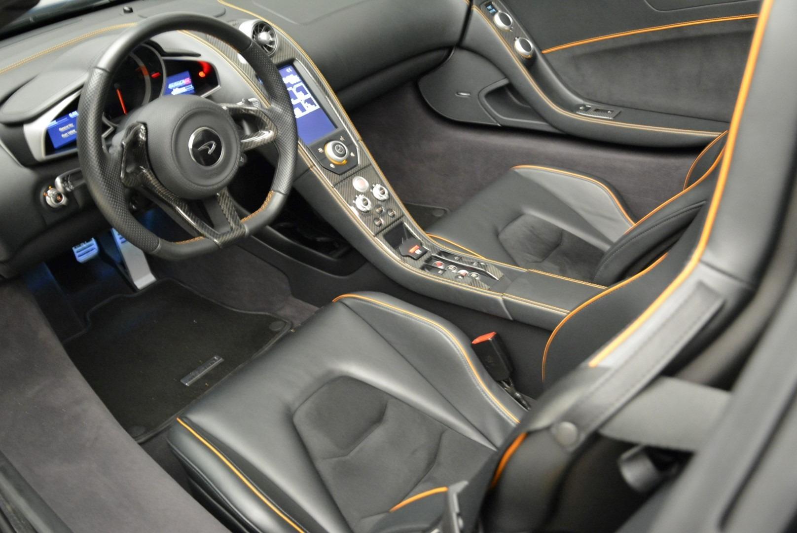 Used 2016 McLaren 650S Spider For Sale In Westport, CT 2013_p24
