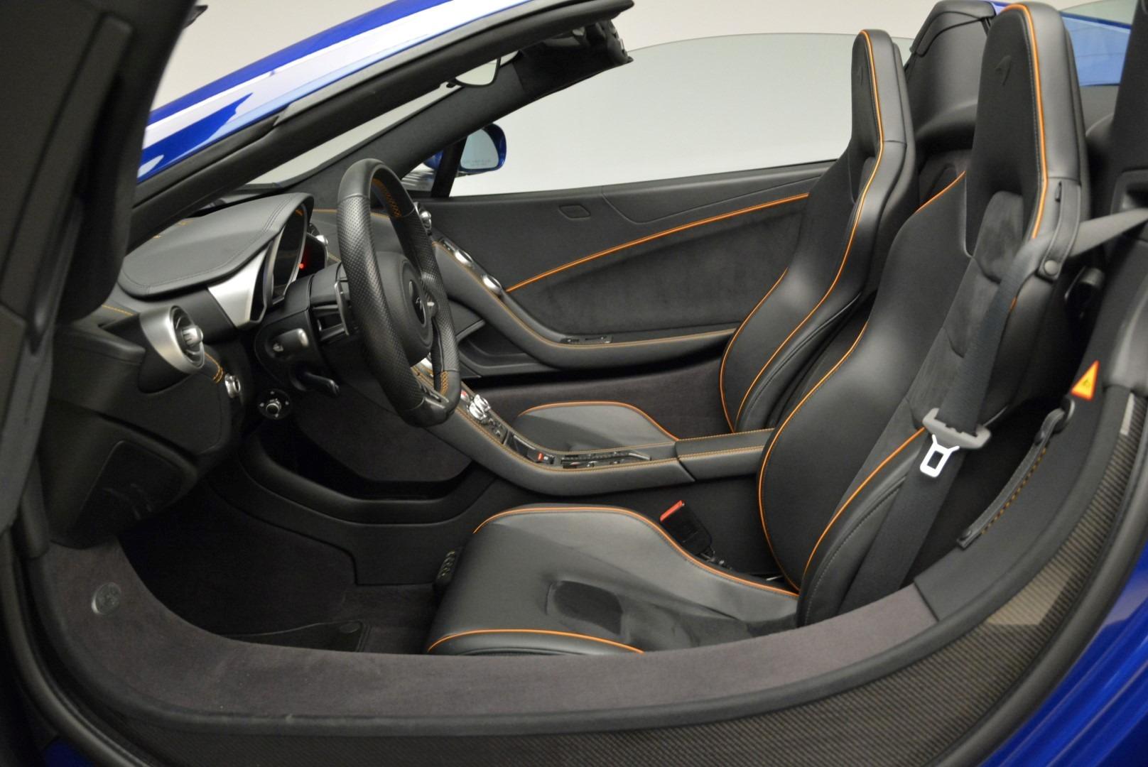 Used 2016 McLaren 650S Spider For Sale In Westport, CT 2013_p25