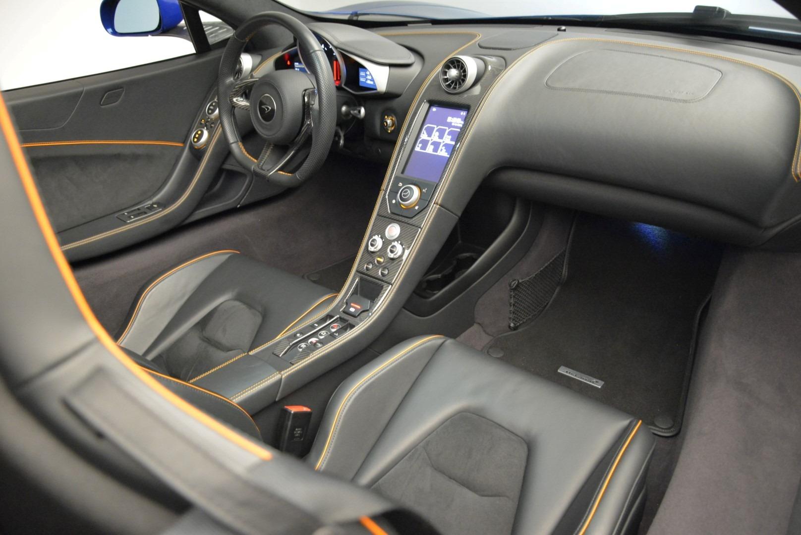 Used 2016 McLaren 650S Spider For Sale In Westport, CT 2013_p26