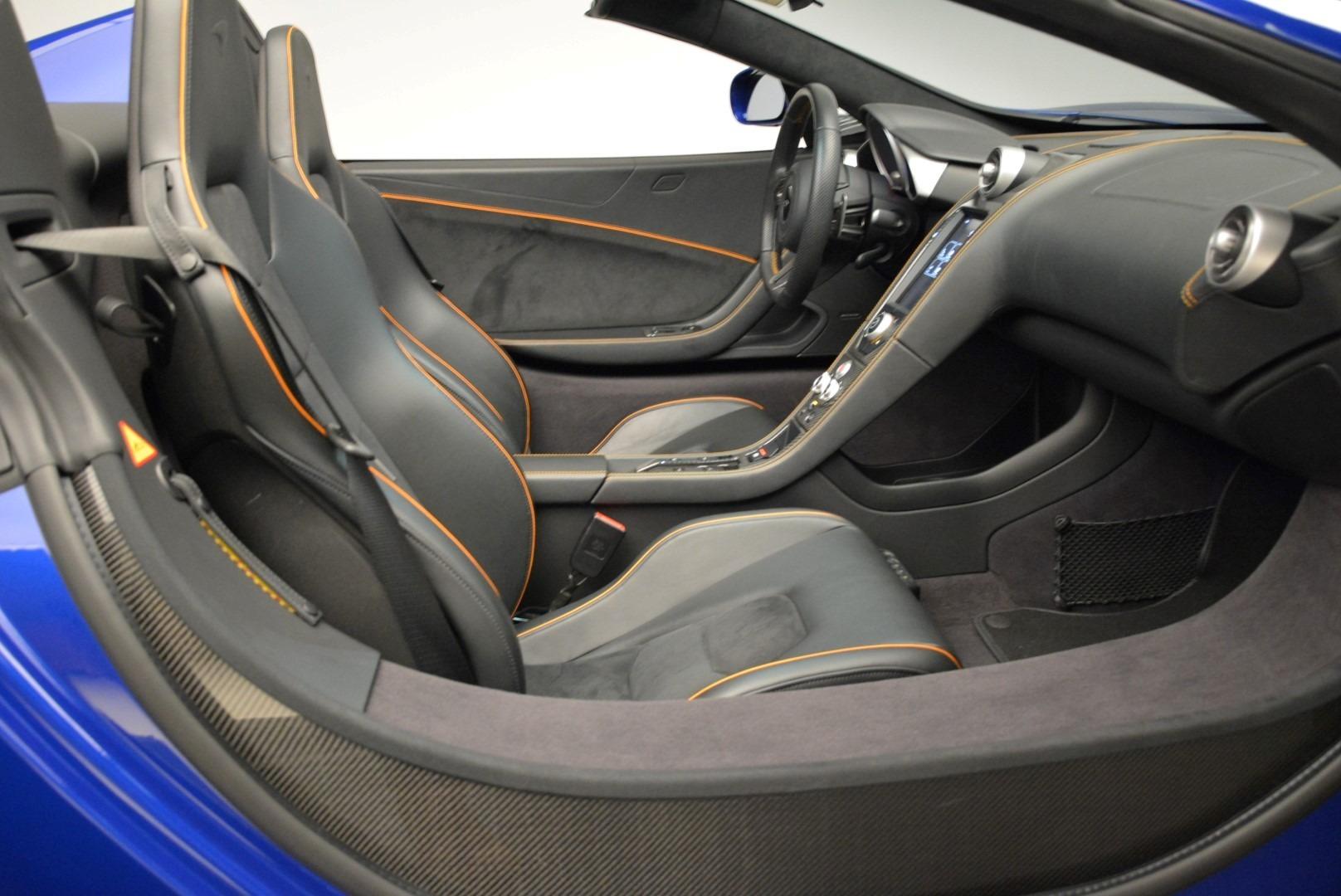 Used 2016 McLaren 650S Spider For Sale In Westport, CT 2013_p27