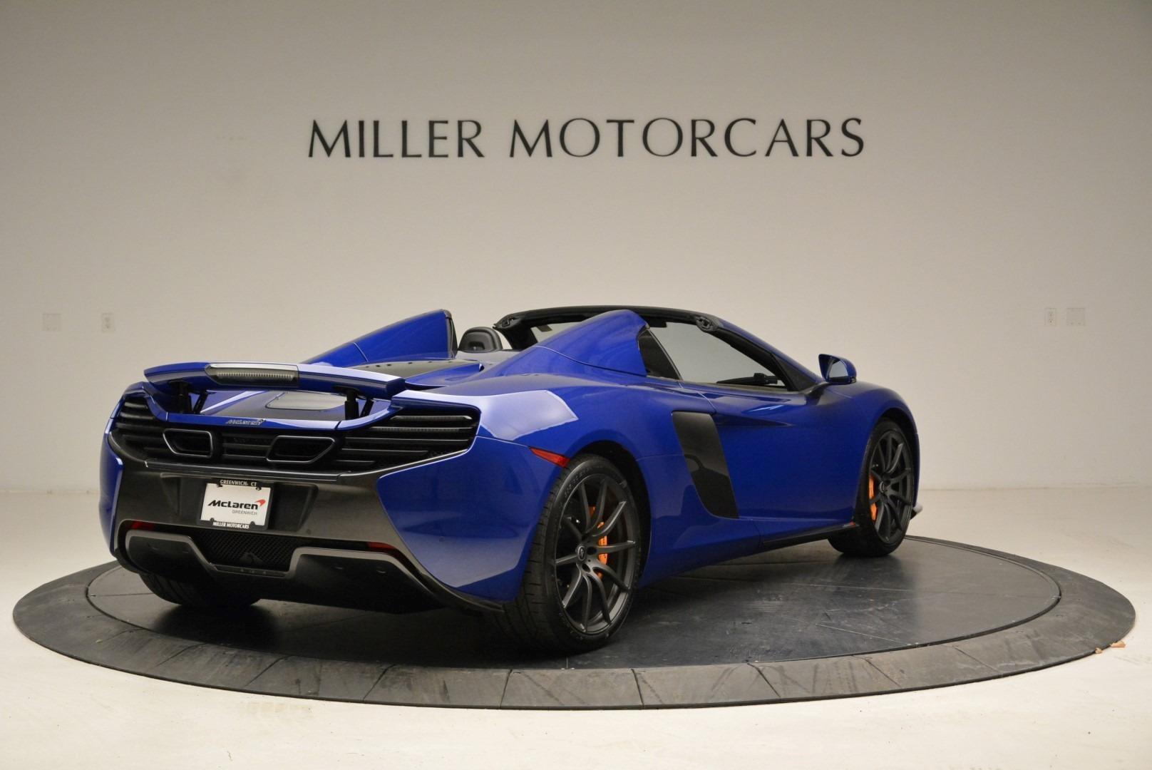 Used 2016 McLaren 650S Spider For Sale In Westport, CT 2013_p7