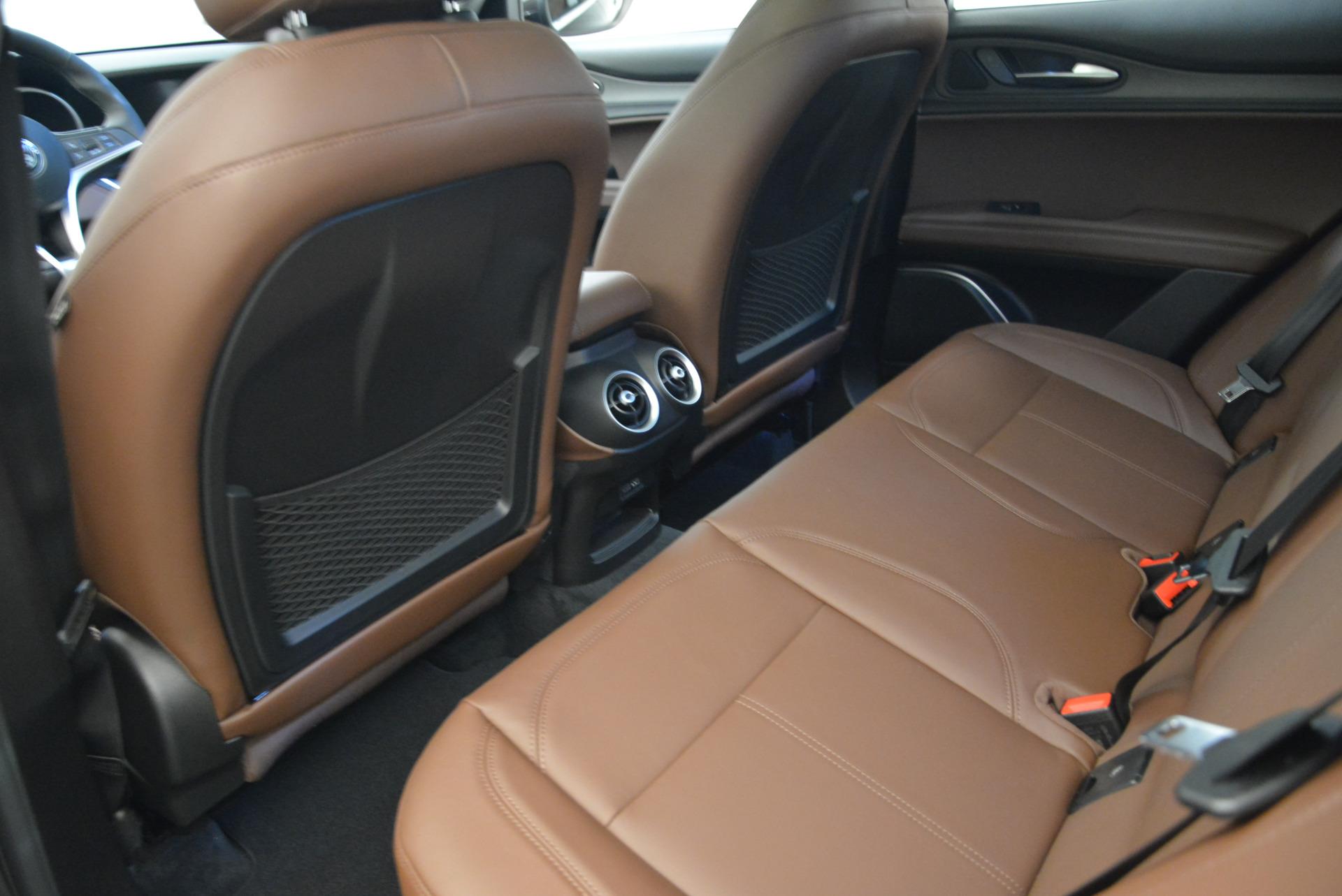 New 2018 Alfa Romeo Stelvio Ti Q4 For Sale In Westport, CT 2014_p16