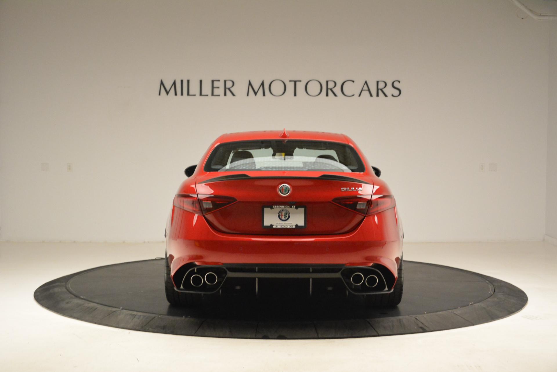 New 2018 Alfa Romeo Giulia Quadrifoglio For Sale In Westport, CT 2020_p6