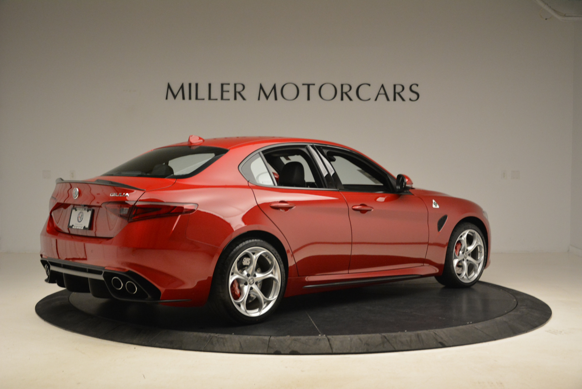 New 2018 Alfa Romeo Giulia Quadrifoglio For Sale In Westport, CT 2020_p8