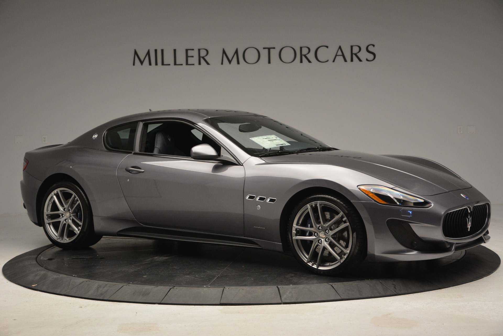 Used 2016 Maserati GranTurismo Sport For Sale In Westport, CT 2021_p11