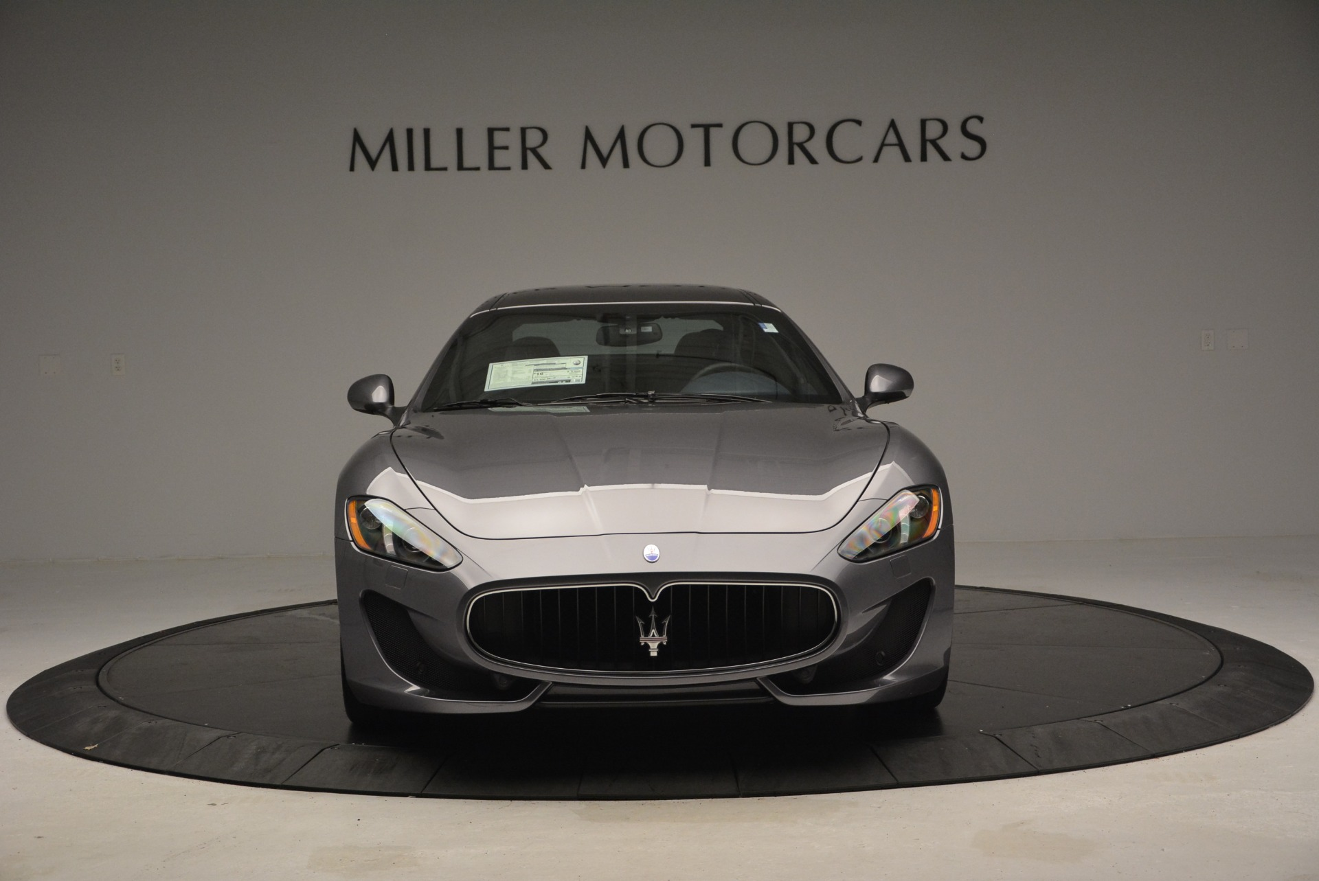 Used 2016 Maserati GranTurismo Sport For Sale In Westport, CT 2021_p13