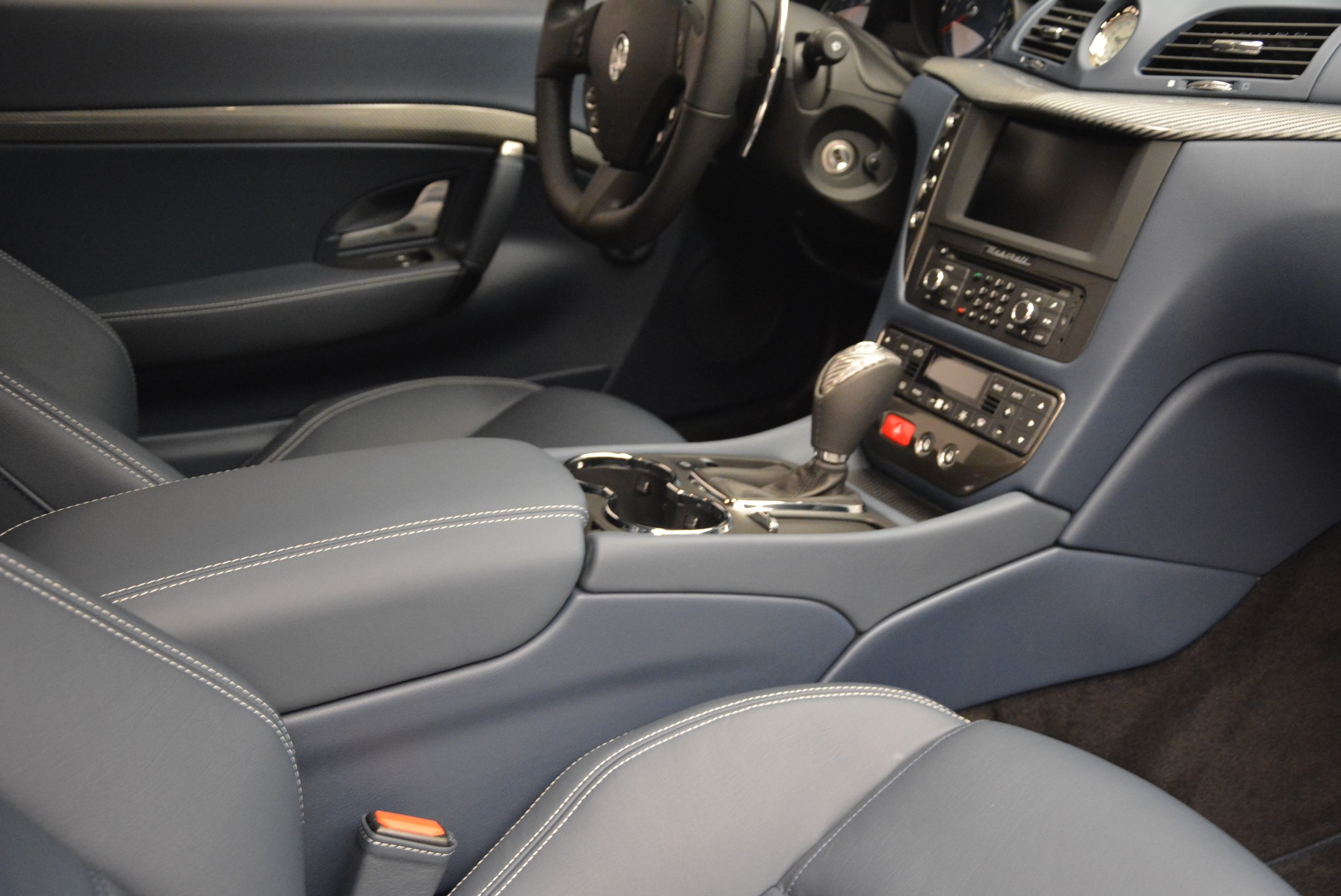 Used 2016 Maserati GranTurismo Sport For Sale In Westport, CT 2021_p20