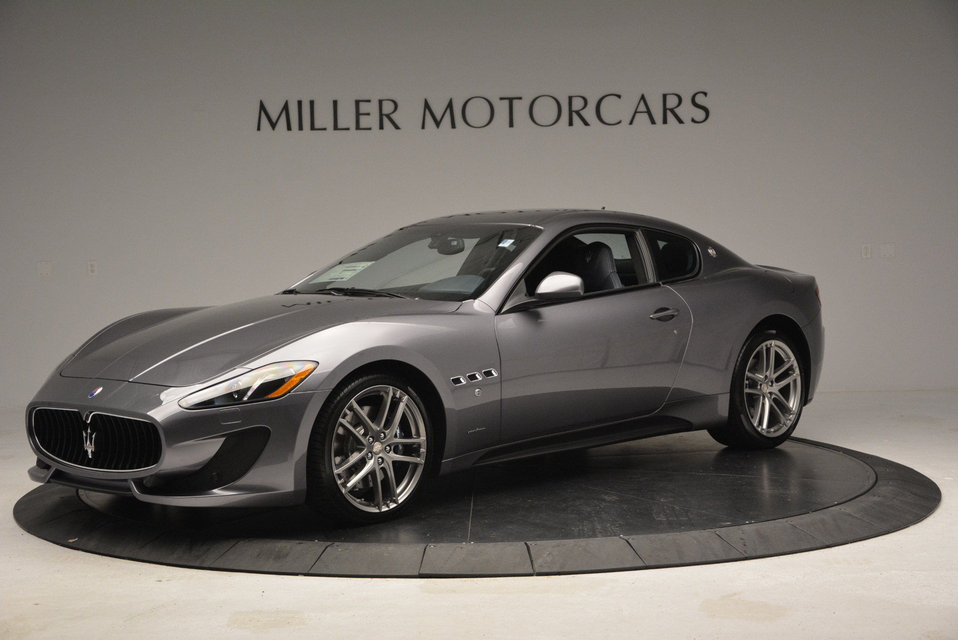 Used 2016 Maserati GranTurismo Sport For Sale In Westport, CT 2021_p3