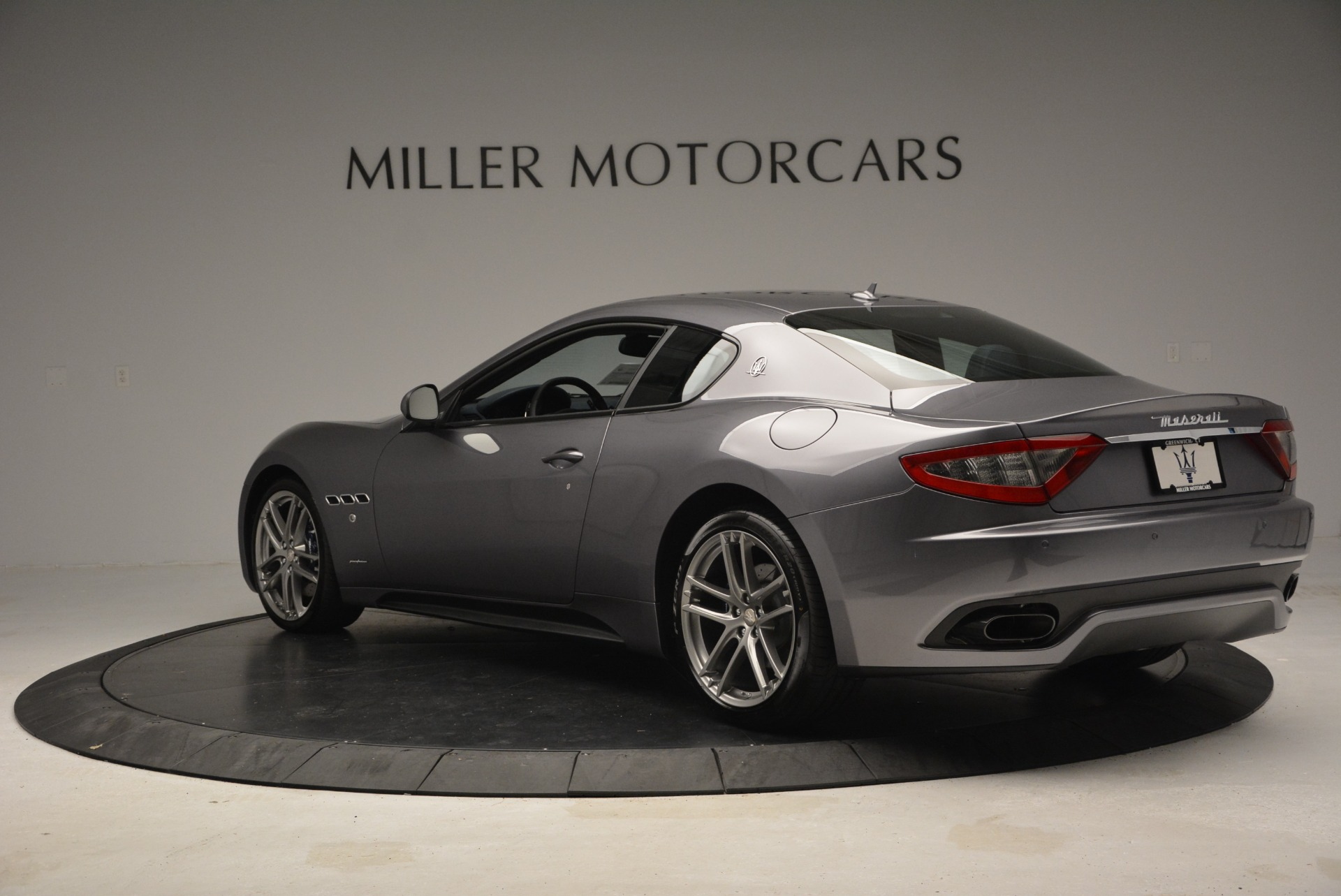 Used 2016 Maserati GranTurismo Sport For Sale In Westport, CT 2021_p6