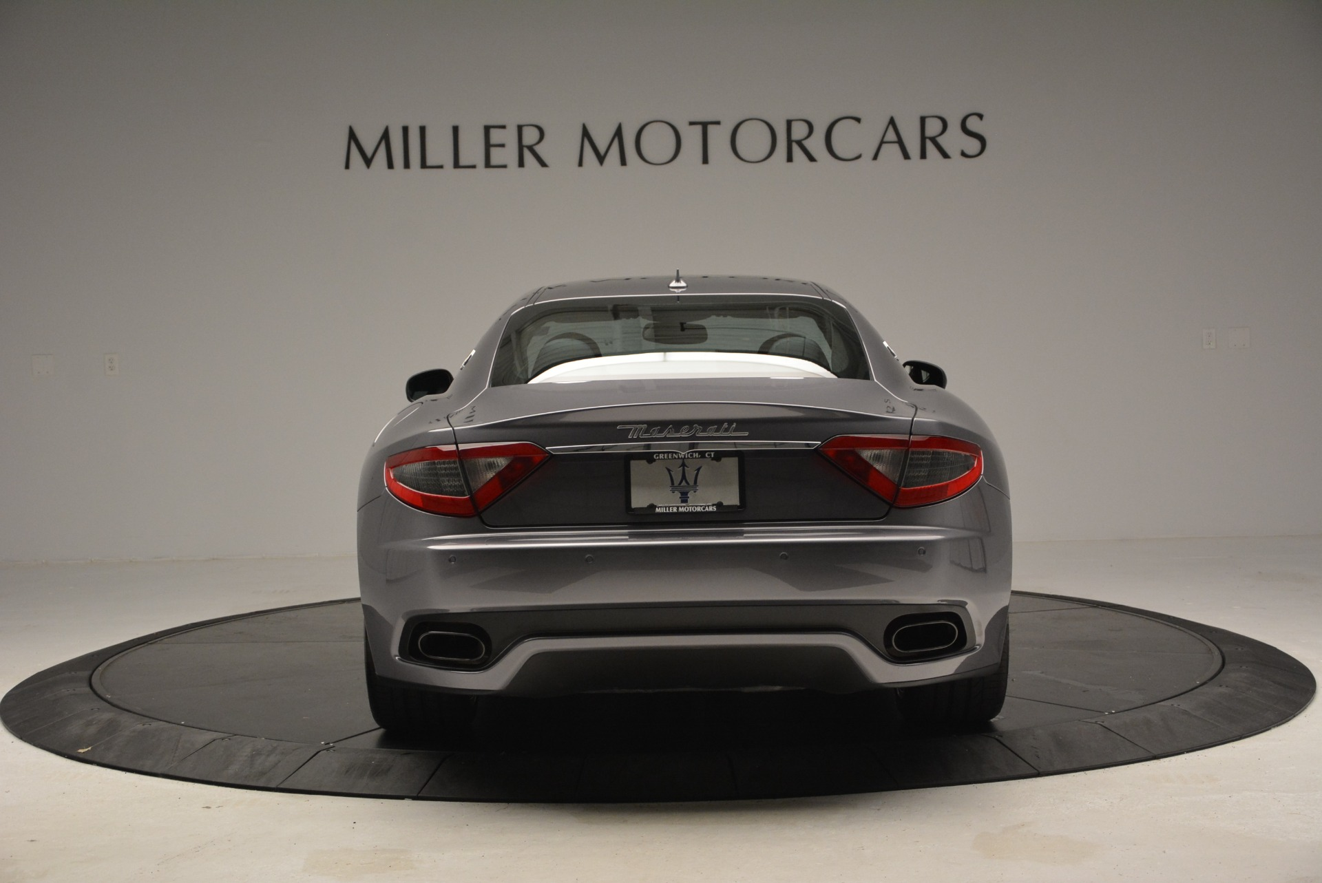 Used 2016 Maserati GranTurismo Sport For Sale In Westport, CT 2021_p7
