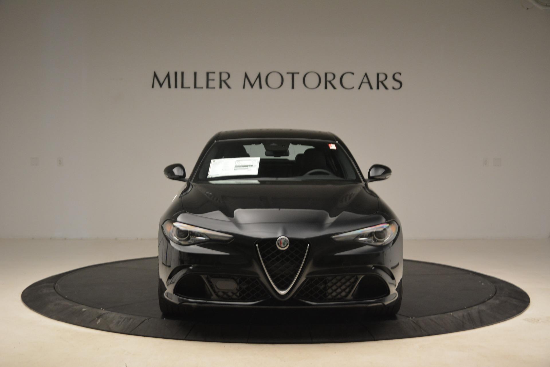 New 2018 Alfa Romeo Giulia Quadrifoglio For Sale In Westport, CT 2022_p12