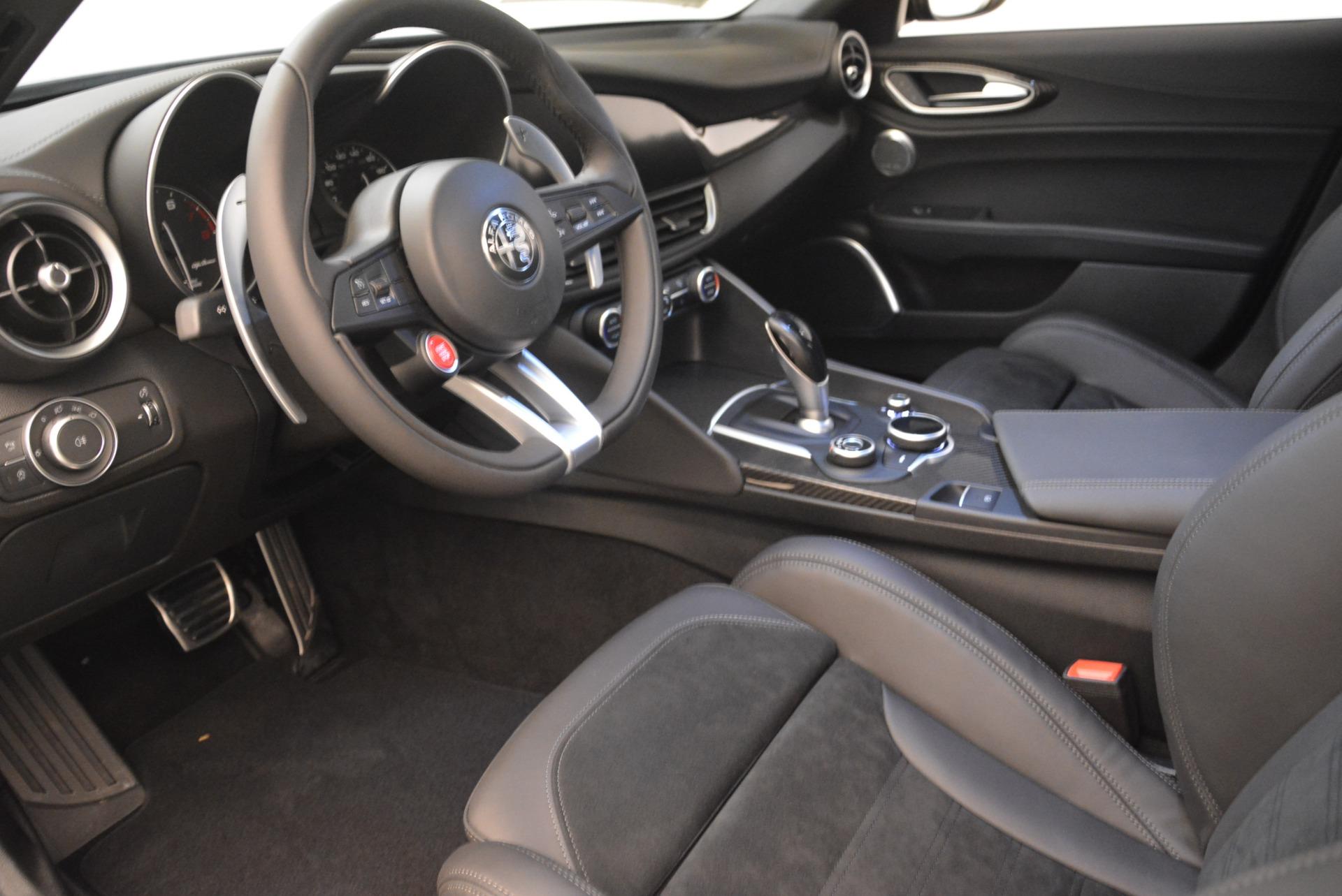 New 2018 Alfa Romeo Giulia Quadrifoglio For Sale In Westport, CT 2022_p13