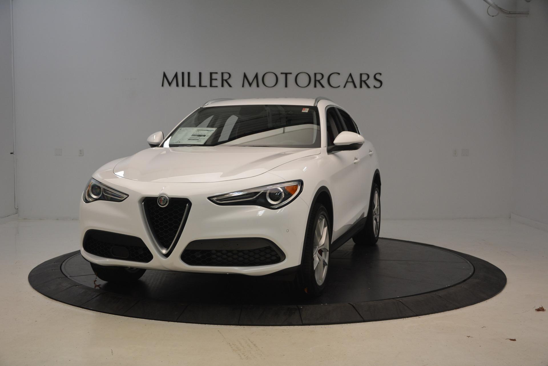 New 2018 Alfa Romeo Stelvio Ti Q4 For Sale In Westport, CT 2027_main