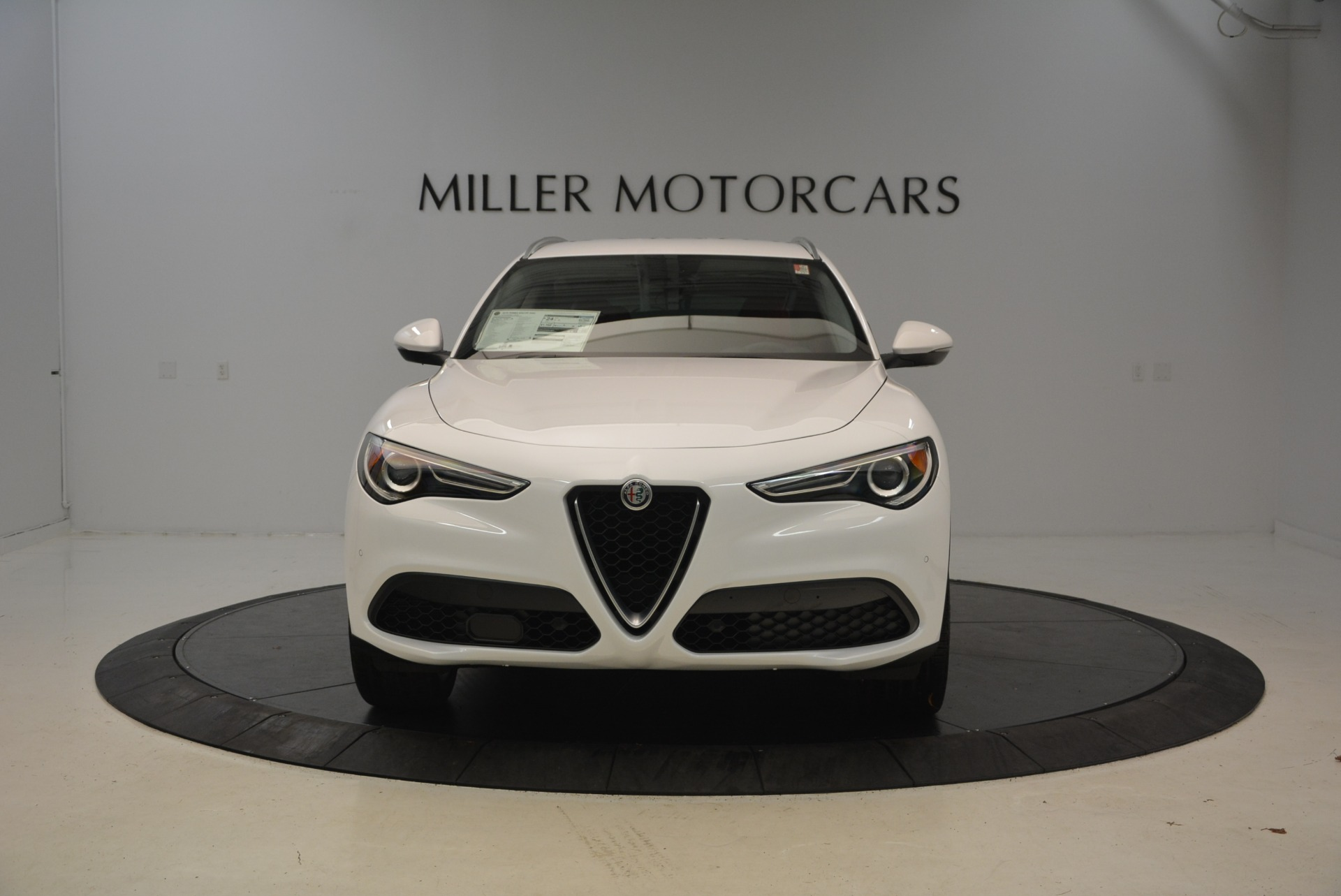New 2018 Alfa Romeo Stelvio Ti Q4 For Sale In Westport, CT 2027_p12