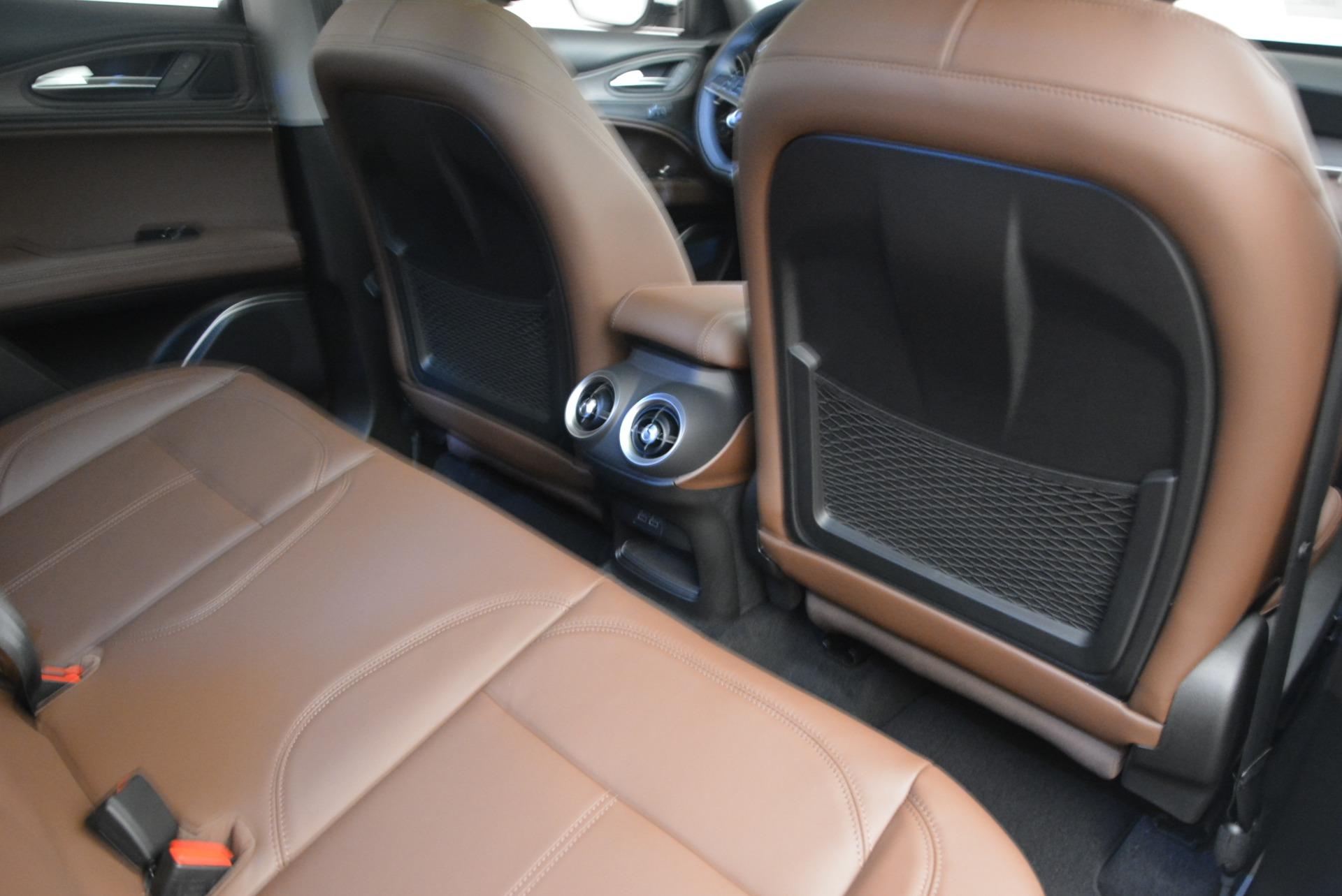 New 2018 Alfa Romeo Stelvio Ti Q4 For Sale In Westport, CT 2027_p23