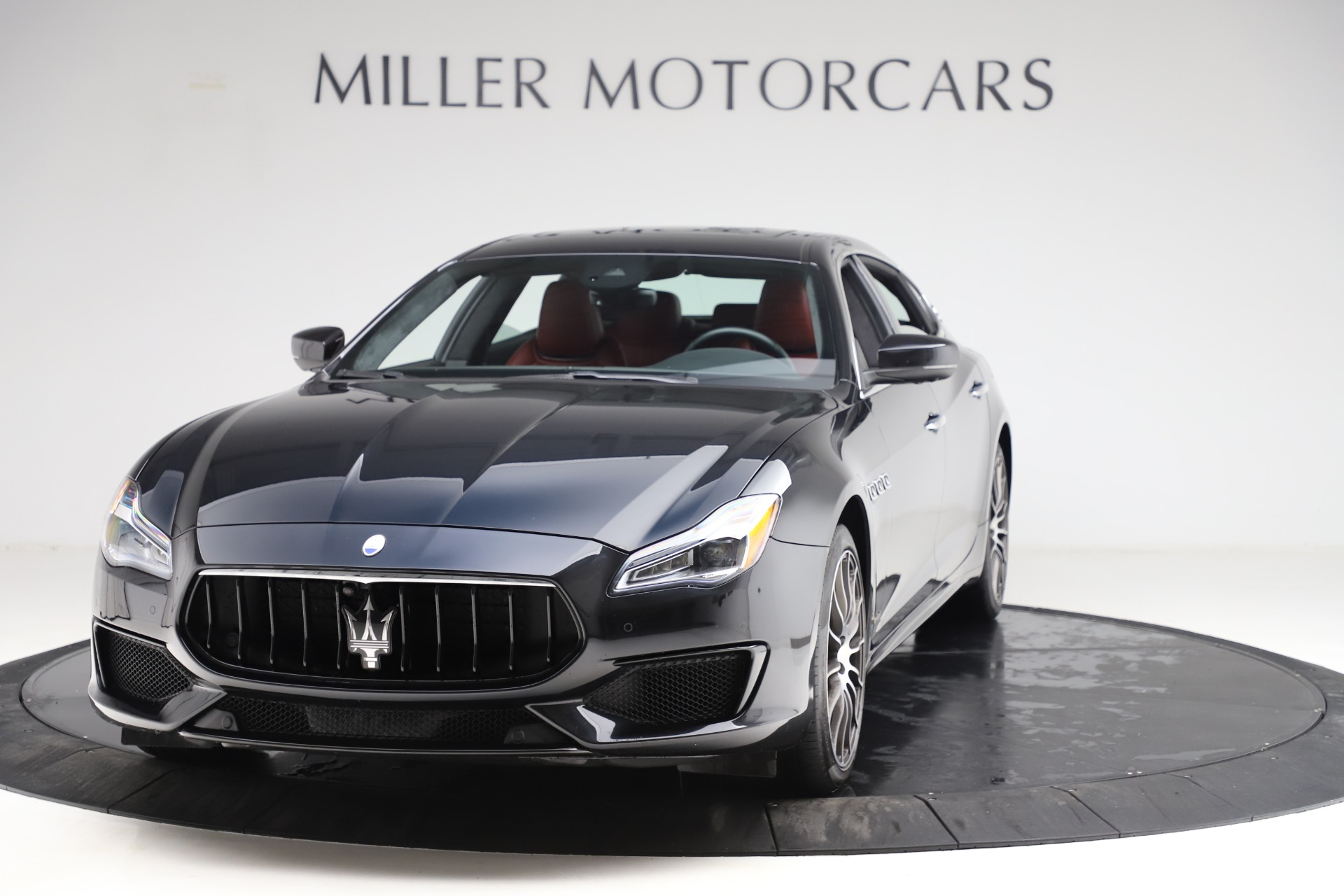 New 2018 Maserati Quattroporte S Q4 GranSport For Sale In Westport, CT 2029_main