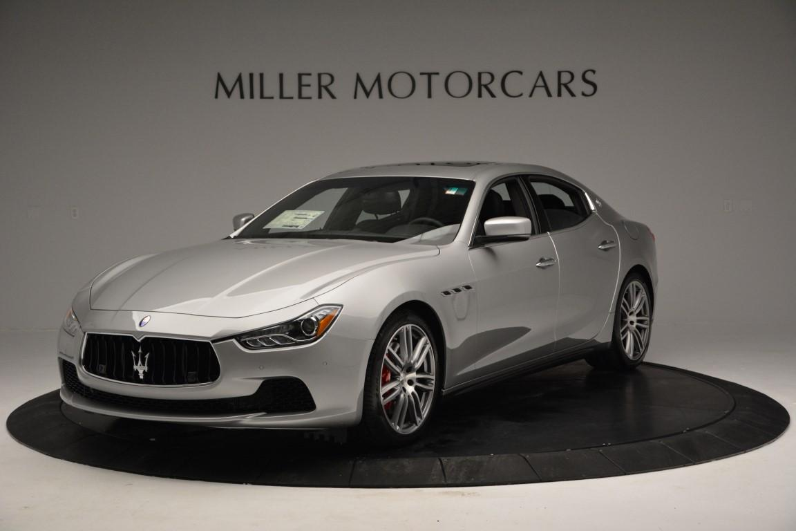New 2016 Maserati Ghibli S Q4 For Sale In Westport, CT 203_main