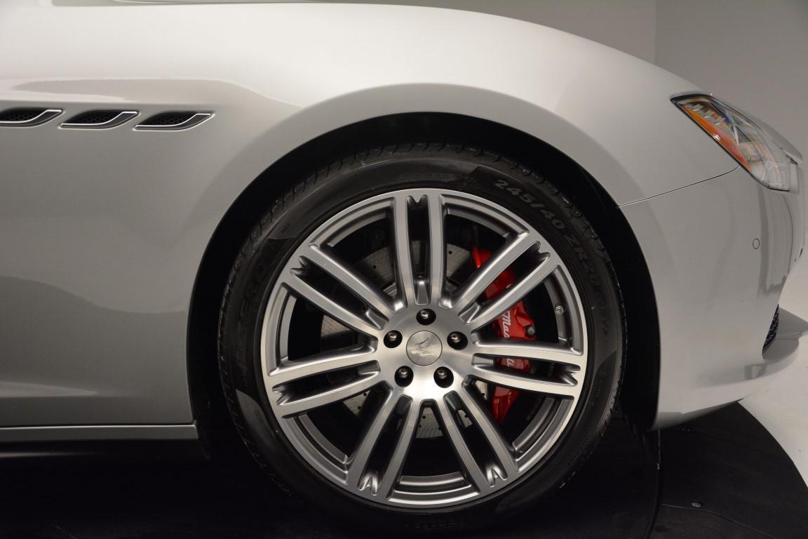 New 2016 Maserati Ghibli S Q4 For Sale In Westport, CT 203_p23