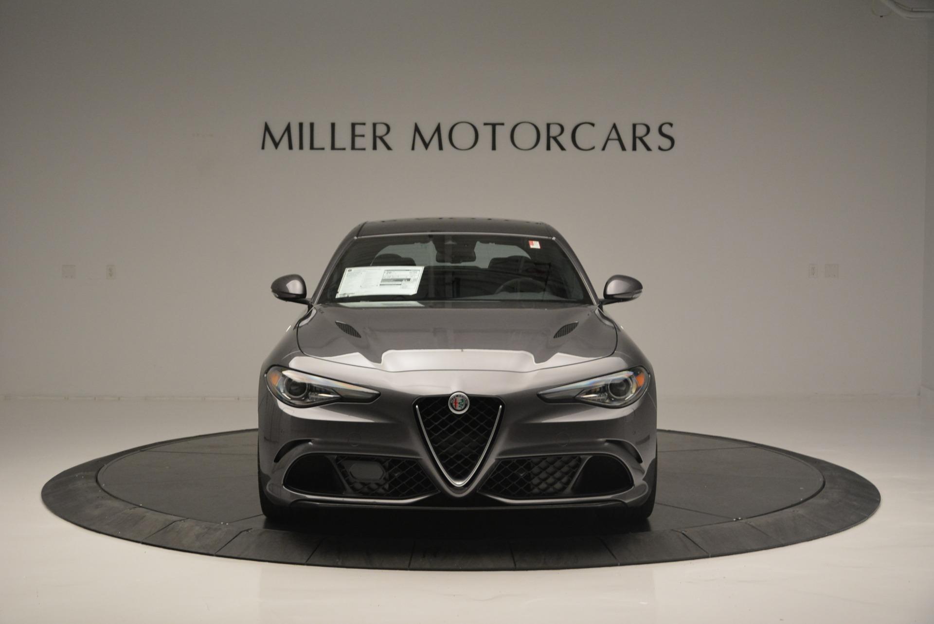 New 2018 Alfa Romeo Giulia Quadrifoglio For Sale In Westport, CT 2032_p12